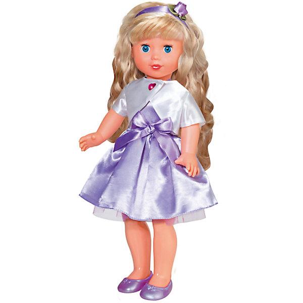 Кукла, 40 см, озвученная с аксессуарами, КарапузКуклы<br>Характеристики товара:<br><br>• возраст: от 3 лет;<br>• материал: пластик, текстиль;<br>• в комплекте: кукла, аксессуары;<br>• высота куклы: 40 см;<br>• размер упаковки: 42х21х12 см;<br>• вес упаковки: 670 гр.;<br>• страна производитель: Китай.<br><br>Кукла «Полина» 40 см Карапуз — очаровательная девочка с кудрявыми светлыми волосами, которые можно расчесывать, украшать и заплетать. Полина умеет закрывать глазки. Кукла оснащена звуковым модулем, она рассказывает стихи Шаинского и поет песенки Благининой. Выполнена из качественных безопасных материалов.<br><br>Куклу «Полина» 40 см Карапуз можно приобрести в нашем интернет-магазине.<br><br>Ширина мм: 420<br>Глубина мм: 120<br>Высота мм: 210<br>Вес г: 670<br>Возраст от месяцев: 36<br>Возраст до месяцев: 60<br>Пол: Унисекс<br>Возраст: Детский<br>SKU: 6848826
