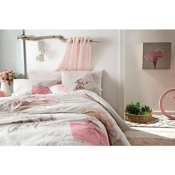 Постельное белье 1,5 сп. Betsy, Ranforce, TAC, розовыйВзрослое постельное бельё<br>Характеристики товара: <br><br>• комплектация: пододеяльник (160х220см), наволочка (50х70см), простынь (180х260см)<br>• общий размер: 1,5-спальный;<br>• материал: ранфорс (100% хлопок);<br>• цвет: розовый;<br>• страна бренда: Турция;<br>• страна производитель: Турция.<br><br>Это постельное бельё от турецкого бренда TAC (ТАЧ) отлично впишется в интерьер. Несмотря на плотность ткани, она состоит из мельчайших волокон, что придаёт мягкость и воздушность изделию. Все материалы, которые входят в состав этого комплекта, гипоаллергенны и не вызывают неприятных ощущений. Это бельё не боится воды, так как пропускает через себя около 20% влаги и выводит наружу, поэтому её очень легко сушить. Такие материалы не электризуются, а наоборот способствуют улучшению сна и хорошо пропускают воздух.<br> <br>Такой комплект очень устойчив к частым стиркам, его рекомендуется стирать обычным порошком. Ткань отличается особой износоустойчивостью и прочностью.<br><br>Постельное белье  Betsy (Бетси) можно купить в нашем интернет-магазине.<br><br>Ширина мм: 270<br>Глубина мм: 70<br>Высота мм: 390<br>Вес г: 2200<br>Возраст от месяцев: 216<br>Возраст до месяцев: 1188<br>Пол: Унисекс<br>Возраст: Детский<br>SKU: 6849246