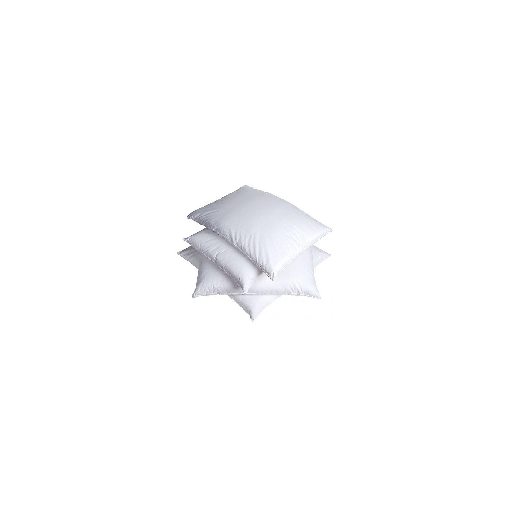 Подушка силиконизированное волокно BIYELI (35*45), TACДомашний текстиль<br>Характеристики товара: <br><br>• размер: 35х45см;<br>• материал: силиконизированное волокно ;<br>• цвет: белый;<br>• страна бренда: Турция;<br>• страна производитель: Турция.<br><br>Эта подушка от турецкого бренда TAC (ТАЧ) отлично подойдёт маленькому ребёнку. Она отличается своей упругостью, что очень хорошо влияет на сон и настроение ребёнка. Наполнитель подушки всегда сохраняет свою форму, не сбивается и не слеживается. Все материалы, которые входят в состав этого комплекта, гипоаллергенны и не вызывают неприятных ощущений. <br><br>Ворс у такого материала отличается своим объемом и мягкостью. Ткань благодаря специальному составу не электризуется.<br>Ещё одним плюсом этого изделия является отличная гигиена. Она не вбирает пыль и не отсыревает. <br><br>Подушка очень устойчива к частым стиркам, её рекомендуется стирать обычным стиральным порошком. <br><br>Подушку BIYELI (Биели) можно купить в нашем интернет-магазине.<br><br>Ширина мм: 450<br>Глубина мм: 100<br>Высота мм: 350<br>Вес г: 300<br>Возраст от месяцев: 216<br>Возраст до месяцев: 1188<br>Пол: Унисекс<br>Возраст: Детский<br>SKU: 6849326