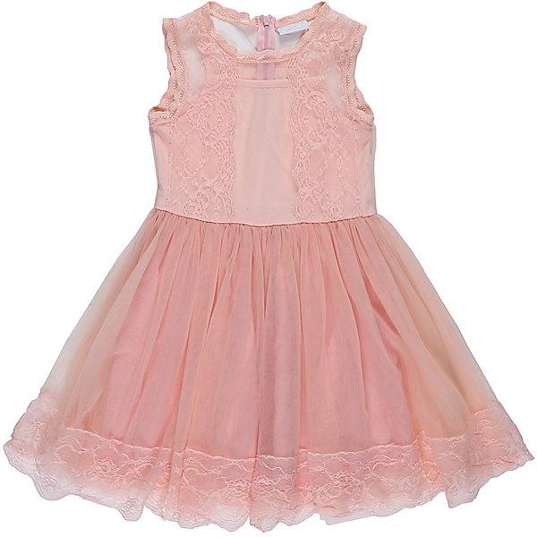 Платье для девочки Sweet BerryОдежда<br>Характеристики товара:<br><br>• цвет: розовый<br>• сезон: круглый год<br>• состав: верх: 100% полиэстер, подкладка: 100% хлопок<br>• стиль: праздник<br>• короткий рукав<br>• особенности: нарядное, пышное<br>• страна бренда: Россия<br>• страна производитель: Китай<br><br>Верхняя часть платья - из фатина, проймы рукавов и горловина обшиты кружевом.<br>Внизу фатин имеет красивый рисунок. <br><br>Застегивается сзади на молнию. <br><br>Пудровый цвет платья хорошо подходит к различным торжественным событиям.<br><br>Платье для девочки Sweet Berry можно купить в нашем интернет-магазине.<br>Ширина мм: 236; Глубина мм: 16; Высота мм: 184; Вес г: 177; Цвет: розовый; Возраст от месяцев: 24; Возраст до месяцев: 36; Пол: Женский; Возраст: Детский; Размер: 98,110,104,140,128,116; SKU: 6849875;