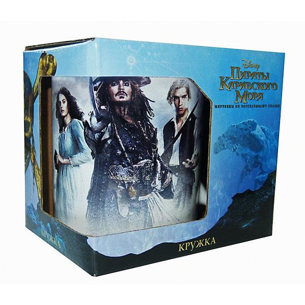 Кружка Пираты Карибского Моря. Трио в подарочной упаковке, 350 мл., DisneyДетская посуда<br>Характеристики:<br><br>• Материал: керамика<br>• Тематика рисунка: Пираты Карибского моря<br>• Можно использовать для горячих и холодных напитков<br>• Объем: 350 мл<br>• Вес: 360 г <br>• Упаковка: подарочная картонная коробка<br>• Размеры (Д*Ш*В): 12*8,2*9,5 см<br>• Особенности ухода: можно мыть в посудомоечной машине<br><br>Кружка Пираты Карибского моря. Трио в подарочной упаковке, 350 мл., Disney выполнена в стильном дизайне: на белый корпус нанесено изображение героев фильма. Изображение устойчиво к появлению царапин, не выцветает при частом мытье. <br><br>Кружку Пираты Карибского моря. Трио в подарочной упаковке, 350 мл., Disney можно купить в нашем интернет-магазине.<br><br>Ширина мм: 120<br>Глубина мм: 82<br>Высота мм: 95<br>Вес г: 360<br>Возраст от месяцев: 36<br>Возраст до месяцев: 1188<br>Пол: Унисекс<br>Возраст: Детский<br>SKU: 6849944