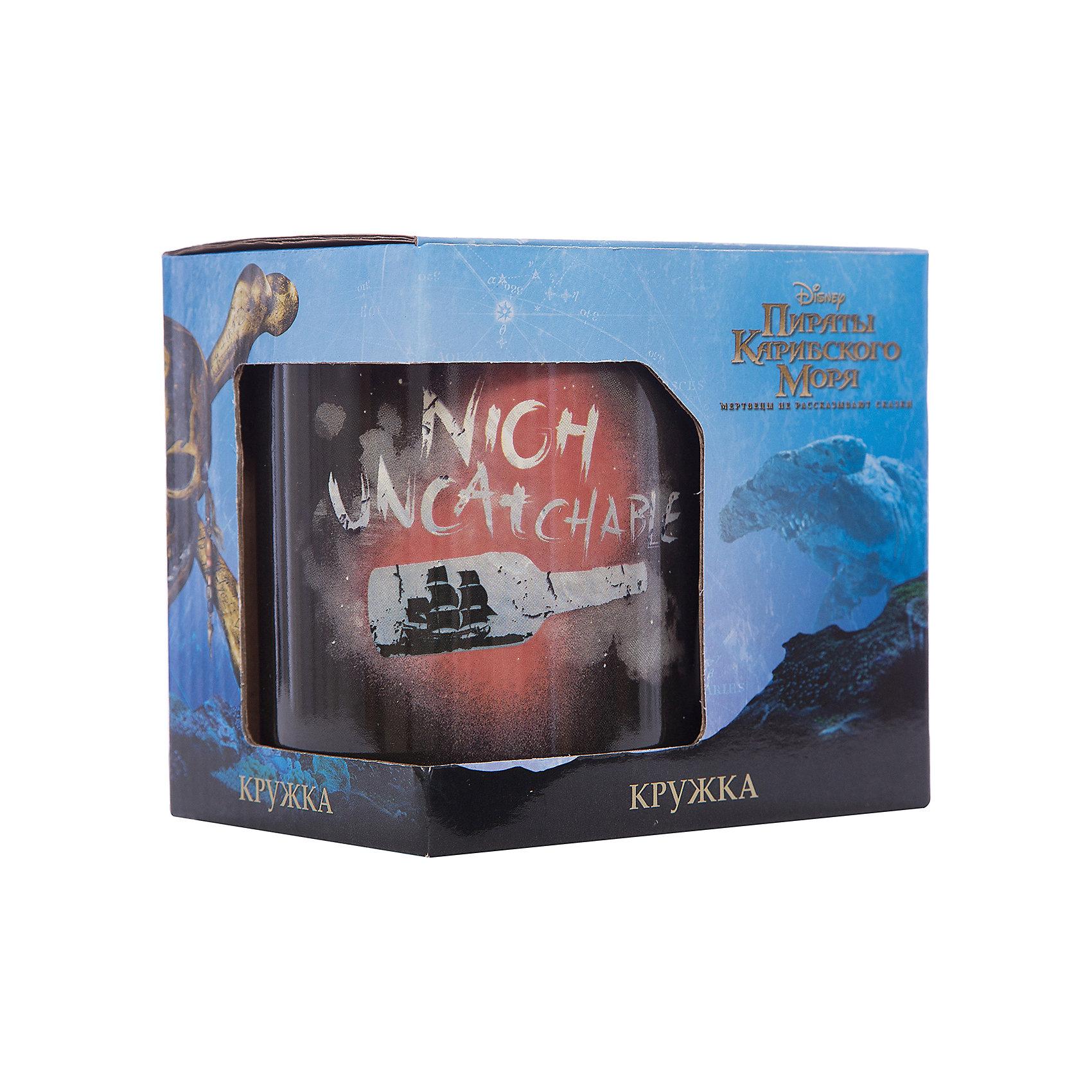 Кружка  Пираты Карибского Моря. Бунтарь в подарочной упаковке, 500 мл., DisneyПосуда<br>Характеристики:<br><br>• Материал: керамика<br>• Тематика рисунка: Пираты Карибского моря<br>• Можно использовать для горячих и холодных напитков<br>• Объем: 500 мл<br>• Вес: 530 г<br>• Размеры (Д*Ш*В): 12*8,2*9,5 см<br>• Упаковка: подарочная картонная коробка<br>• Особенности ухода: можно мыть в посудомоечной машине<br><br>Кружка Пираты Карибского моря. Бунтарь в подарочной упаковке, 500 мл., Disney выполнена в стильном дизайне: на черном корпусе нанесено изображение капитана Джека Воробья, ручка у кружки белая. Изображение устойчиво к появлению царапин, не выцветает при частом мытье. <br><br>Кружку Пираты Карибского моря. Бунтарь в подарочной упаковке, 500 мл., Disney можно купить в нашем интернет-магазине.<br><br>Ширина мм: 120<br>Глубина мм: 82<br>Высота мм: 95<br>Вес г: 530<br>Возраст от месяцев: 36<br>Возраст до месяцев: 1188<br>Пол: Унисекс<br>Возраст: Детский<br>SKU: 6849948