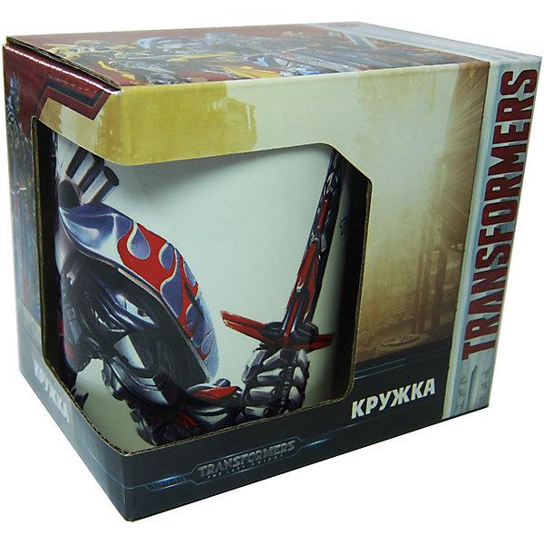 Кружка Transformers Последний рыцарь. Оптимус Прайм в подарочной упаковке, 350мл.Детская посуда<br>Характеристики:<br><br>• Материал: керамика<br>• Тематика рисунка: Трансформеры<br>• Можно использовать для горячих и холодных напитков<br>• Упаковка: подарочная картонная коробка<br>• Объем: 350 мл<br>• Вес: 360 г<br>• Размеры (Д*Ш*В): 12*8,2*9,5 см<br>• Особенности ухода: можно мыть в посудомоечной машине<br><br>Кружка Transformers Последний рыцарь. Оптимус Прайм в подарочной упаковке, 350 мл выполнена в стильном дизайне: на белый корпус нанесено изображение героя популярного мультсериала Трансформеры – Оптимуса Прайма. Изображение детально отражает облик экранного прототипа, устойчиво к появлению царапин, не выцветает при частом мытье. <br><br>Кружку Transformers Последний рыцарь. Оптимус Прайм в подарочной упаковке, 350 мл можно купить в нашем интернет-магазине.<br>Ширина мм: 120; Глубина мм: 82; Высота мм: 95; Вес г: 360; Возраст от месяцев: 36; Возраст до месяцев: 1188; Пол: Мужской; Возраст: Детский; SKU: 6849966;