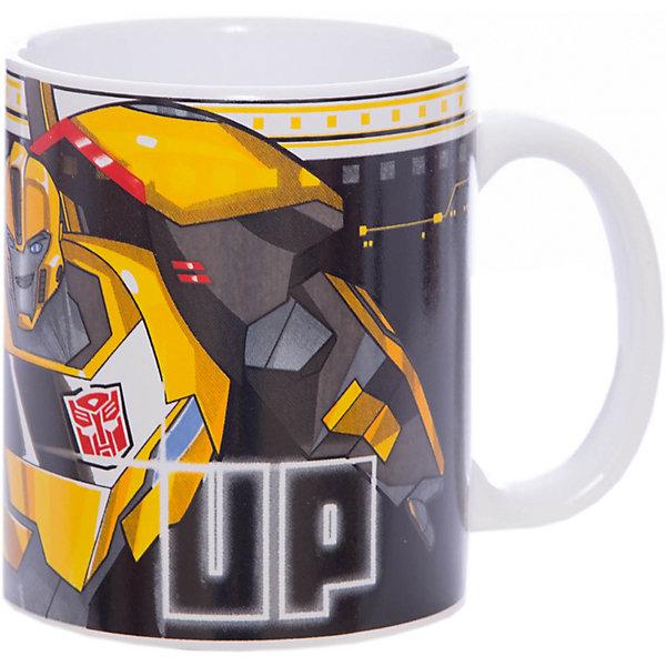 Купить Кружка Transformers Роботы под прикрытием. Team up , 350 мл., МФК-профит, Китай, Мужской
