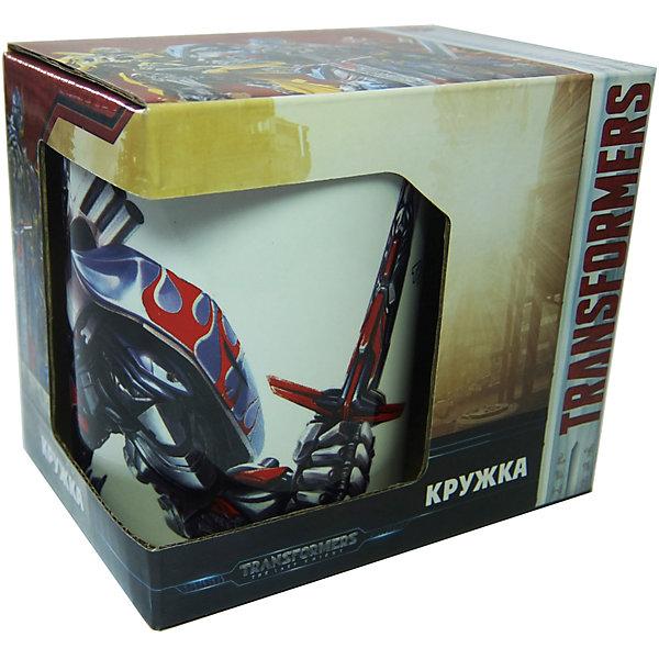 Кружка Transformers Роботы под прикрытием в подарочной упаковке, 350 мл.Детская посуда<br>Характеристики:<br><br>• Материал: керамика<br>• Тематика рисунка: Трансформеры<br>• Можно использовать для горячих и холодных напитков<br>• Упаковка: подарочная картонная коробка<br>• Объем: 350 мл<br>• Вес: 360 г<br>• Размеры (Д*Ш*В): 12*8,2*9,5 см<br>• Особенности ухода: можно мыть в посудомоечной машине<br><br>Кружка Transformers Роботы под прикрытием в подарочной упаковке, 350 мл выполнена в стильном дизайне: на белый корпус нанесено изображение героев популярного мультсериала Трансформеры. Изображение детально отражает облик экранного прототипа, устойчиво к появлению царапин, не выцветает при частом мытье. <br><br>Кружку Transformers Роботы под прикрытием в подарочной упаковке, 350 мл можно купить в нашем интернет-магазине.<br>Ширина мм: 120; Глубина мм: 82; Высота мм: 95; Вес г: 360; Возраст от месяцев: 36; Возраст до месяцев: 1188; Пол: Мужской; Возраст: Детский; SKU: 6849976;