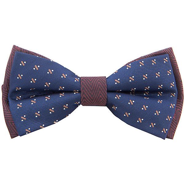 Бабочка для мальчика TsarevichАксессуары<br>Характеристики товара:<br><br>• цвет: синий;<br>• состав: 100% полиэстер;<br>• сезон: круглый год;<br>• галстук на прищепке;<br>• особенности: школьный, с рисунком;<br>• страна бренда: Россия;<br>• страна производства: Китай.<br><br>Школьный галстук-бабочка для мальчика. Галстук-бабочка с рисунком. Галстук на прищепке, легко крепится к воротнику.<br><br>Галстук-бабочка для мальчика Tsarevich (Царевич) можно купить в нашем интернет-магазине.<br>Ширина мм: 170; Глубина мм: 157; Высота мм: 67; Вес г: 117; Цвет: белый; Возраст от месяцев: 72; Возраст до месяцев: 168; Пол: Мужской; Возраст: Детский; Размер: one size; SKU: 6851336;