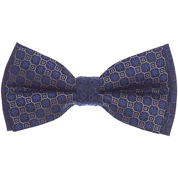 Бабочка для мальчика TsarevichАксессуары<br>Характеристики товара:<br><br>• цвет: синий;<br>• состав: 100% полиэстер;<br>• сезон: круглый год;<br>• галстук на прищепке;<br>• особенности: школьный, с рисунком;<br>• страна бренда: Россия;<br>• страна производства: Китай.<br><br>Школьный галстук-бабочка для мальчика. Галстук-бабочка с рисунком. Галстук на прищепке, легко крепится к воротнику.<br><br>Галстук-бабочка для мальчика Tsarevich (Царевич) можно купить в нашем интернет-магазине.<br>Ширина мм: 170; Глубина мм: 157; Высота мм: 67; Вес г: 117; Цвет: белый; Возраст от месяцев: 72; Возраст до месяцев: 168; Пол: Мужской; Возраст: Детский; Размер: one size; SKU: 6851340;