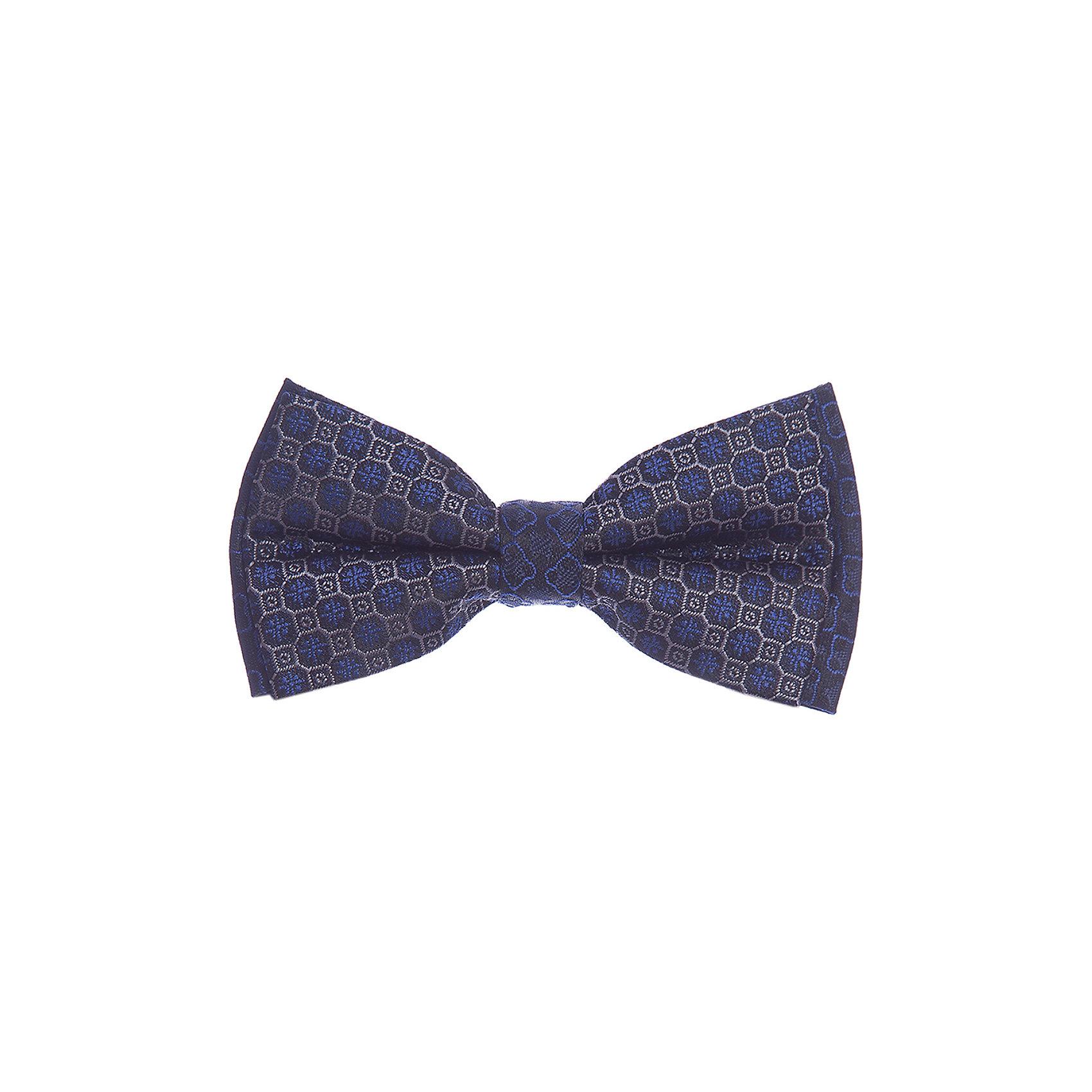 Бабочка для мальчика TsarevichАксессуары<br>Характеристики товара:<br><br>• цвет: синий;<br>• состав: 100% полиэстер;<br>• сезон: круглый год;<br>• галстук на прищепке;<br>• особенности: школьный, с рисунком;<br>• страна бренда: Россия;<br>• страна производства: Китай.<br><br>Школьный галстук-бабочка для мальчика. Галстук-бабочка с рисунком. Галстук на прищепке, легко крепится к воротнику.<br><br>Галстук-бабочка для мальчика Tsarevich (Царевич) можно купить в нашем интернет-магазине.<br><br>Ширина мм: 170<br>Глубина мм: 157<br>Высота мм: 67<br>Вес г: 117<br>Цвет: белый<br>Возраст от месяцев: 72<br>Возраст до месяцев: 168<br>Пол: Мужской<br>Возраст: Детский<br>Размер: one size<br>SKU: 6851340