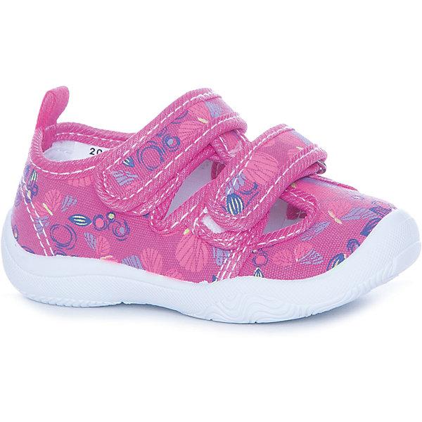 Текстильная обувь Mursu для девочкиОбувь<br>Характеристики товара:<br><br>• цвет: розовый<br>• материал верха: текстиль<br>• подклад: текстиль<br>• стелька: натуральная кожа<br>• подошва: ПВХ<br>• сезон: круглый год<br>• особенности модели: спортивный стиль<br>• застежка: резинка<br>• защита мыса<br>• анатомические <br>• страна бренда: Финляндия<br>• страна изготовитель: Китай<br><br>Текстильную обувь Mursu можно использовать как сменную в детском саду, так и для прогулок в сухую погоду. Удобная форма позволяет быстро надеть и снять обувь. <br><br>Качественные материалы обеспечивают комфортные условия для ног. Универсальный цвет подходит практически под любой наряд.<br><br>Обувь Мурсу - это качественная финская продукция, которая помогает детям выглядеть модно и чувствовать себя удобно.<br><br>Текстильную обувь для девочки Mursu можно купить в нашем интернет-магазине.<br>Ширина мм: 227; Глубина мм: 145; Высота мм: 124; Вес г: 325; Цвет: фуксия; Возраст от месяцев: 12; Возраст до месяцев: 15; Пол: Женский; Возраст: Детский; Размер: 26,25,24,23,22,21; SKU: 6852038;