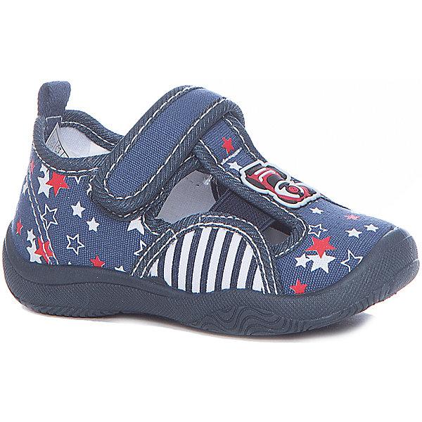Текстильная обувь Mursu для мальчикаОбувь<br>Характеристики товара:<br><br>• цвет: синий<br>• материал верха: текстиль<br>• подклад: текстиль<br>• стелька: натуральная кожа<br>• подошва: ПВХ<br>• сезон: круглый год<br>• особенности модели: спортивный стиль<br>• застежка: резинка<br>• защита мыса<br>• анатомические <br>• страна бренда: Финляндия<br>• страна изготовитель: Китай<br><br>Текстильную обувь Mursu можно использовать как сменную в детском саду, так и для прогулок в сухую погоду. Удобная форма позволяет быстро надеть и снять обувь. <br><br>Обувь Мурсу - это качественная финская продукция, которая помогает детям выглядеть модно и чувствовать себя удобно.<br><br>Текстильную обувь для мальчика Mursu можно купить в нашем интернет-магазине.<br>Ширина мм: 227; Глубина мм: 145; Высота мм: 124; Вес г: 325; Цвет: синий; Возраст от месяцев: 15; Возраст до месяцев: 18; Пол: Мужской; Возраст: Детский; Размер: 22,21,26,25,24,23; SKU: 6852059;