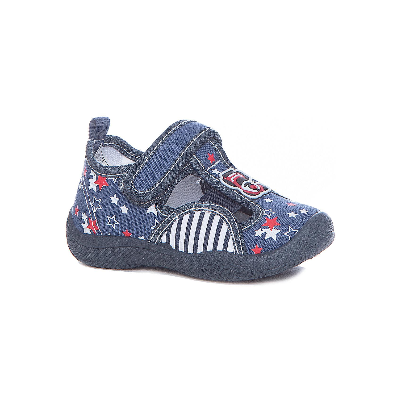 Текстильная обувь Mursu для мальчикаОбувь<br>Характеристики товара:<br><br>• цвет: синий<br>• материал верха: текстиль<br>• подклад: текстиль<br>• стелька: натуральная кожа<br>• подошва: ПВХ<br>• сезон: круглый год<br>• особенности модели: спортивный стиль<br>• застежка: резинка<br>• защита мыса<br>• анатомические <br>• страна бренда: Финляндия<br>• страна изготовитель: Китай<br><br>Текстильную обувь Mursu можно использовать как сменную в детском саду, так и для прогулок в сухую погоду. Удобная форма позволяет быстро надеть и снять обувь. <br><br>Обувь Мурсу - это качественная финская продукция, которая помогает детям выглядеть модно и чувствовать себя удобно.<br><br>Текстильную обувь для мальчика Mursu можно купить в нашем интернет-магазине.<br><br>Ширина мм: 227<br>Глубина мм: 145<br>Высота мм: 124<br>Вес г: 325<br>Цвет: синий<br>Возраст от месяцев: 24<br>Возраст до месяцев: 36<br>Пол: Мужской<br>Возраст: Детский<br>Размер: 26,21,22,23,24,25<br>SKU: 6852059
