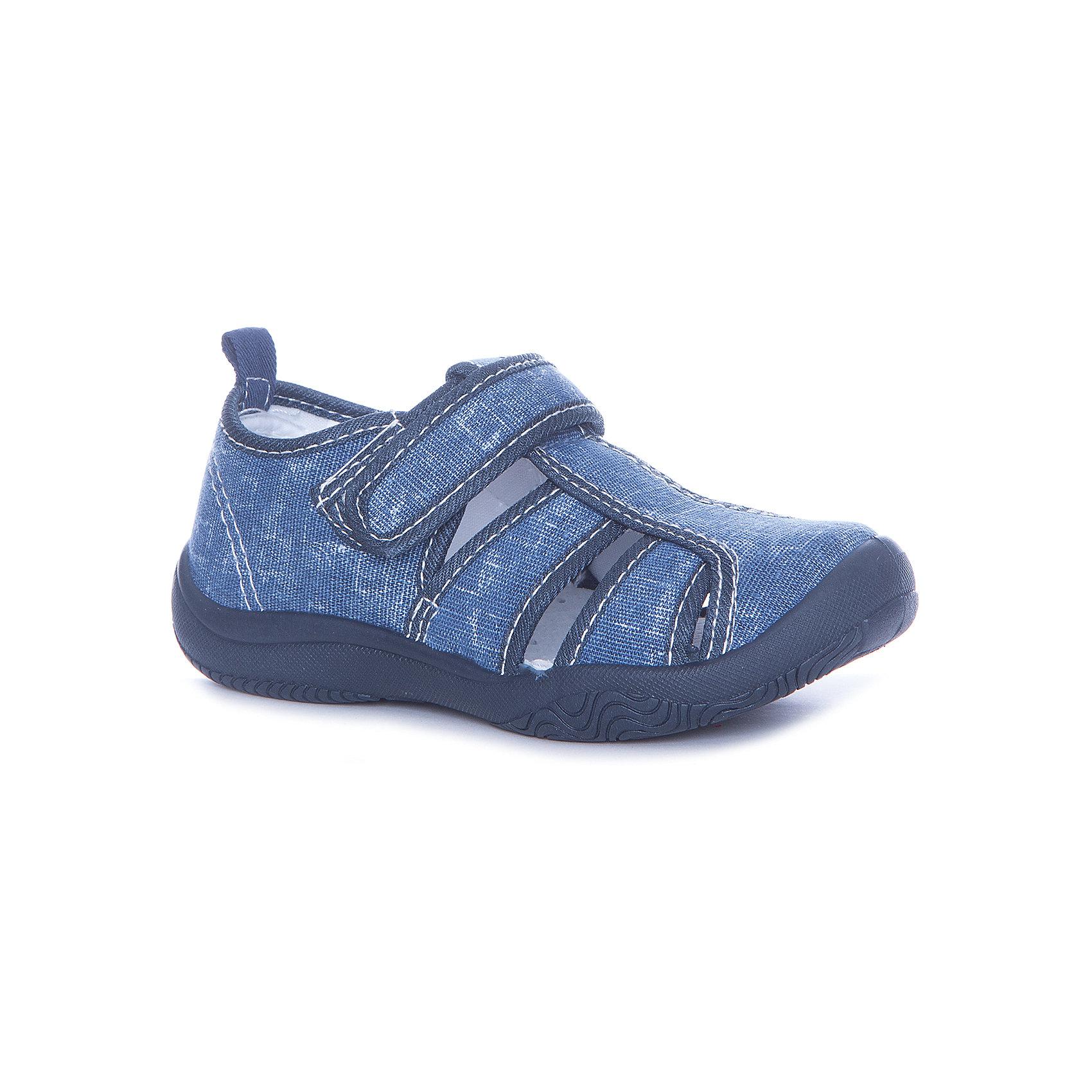 Сандалии Mursu для мальчикаТекстильные туфли<br>Характеристики товара:<br><br>• цвет: синий<br>• материал верха: текстиль<br>• подклад: текстиль<br>• стелька: натуральная кожа<br>• подошва: ПВХ<br>• сезон: круглый год<br>• особенности модели: спортивный стиль<br>• застежка: резинка<br>• защита мыса<br>• анатомические <br>• страна бренда: Финляндия<br>• страна изготовитель: Китай<br><br>Текстильную обувь Mursu можно использовать как сменную в детском саду, так и для прогулок в сухую погоду. Удобная форма позволяет быстро надеть и снять обувь. <br><br>Обувь Мурсу - это качественная финская продукция, которая помогает детям выглядеть модно и чувствовать себя удобно.<br><br>Текстильную обувь для мальчика Mursu можно купить в нашем интернет-магазине.<br><br>Ширина мм: 227<br>Глубина мм: 145<br>Высота мм: 124<br>Вес г: 325<br>Цвет: черный<br>Возраст от месяцев: 96<br>Возраст до месяцев: 108<br>Пол: Мужской<br>Возраст: Детский<br>Размер: 32,27,31,30,29,28<br>SKU: 6852087