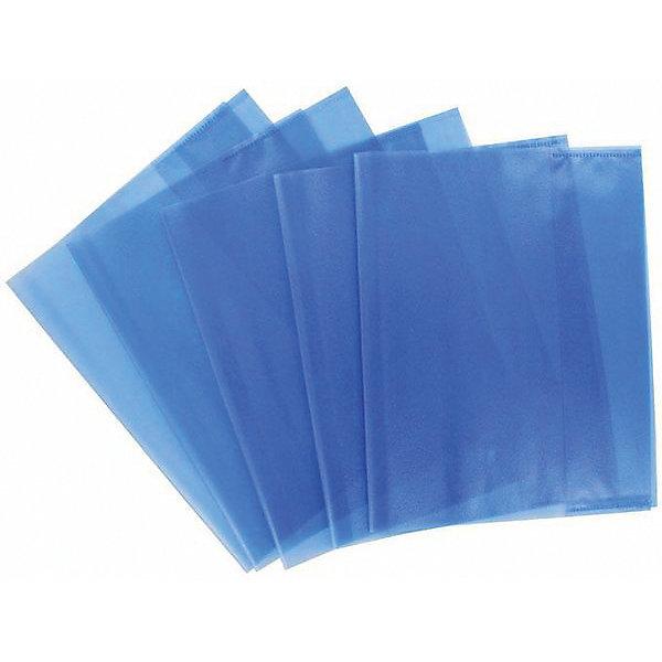 Panta Plast Набор обложек для тетрадей ф.А4, 5 шт.Школьные аксессуары<br>Характеристики товара:<br><br>• формат: А4;<br>• размер обложки: 303х436 мм;<br>• материал: полипропилен;<br>• возраст: от 6 лет;<br>• цвет: голубой;<br>• размер упаковки: 30,5х48,5 см;<br>• вес: 50 грамм. <br><br><br>Обложки предотвратят изнашивание тетрадей и защитят их от загрязнений и попадания воды. Обложки изготовлены из прочного полипропилена голубого цвета.  В комплект входят 10 обложек формата А4.<br><br>Panta Plast (Панта Пласт) Набор обложек для тетрадей ф.А4, 5 шт. можно купить в нашем интернет-магазине.<br><br>Ширина мм: 485<br>Глубина мм: 305<br>Высота мм: 10<br>Вес г: 50<br>Возраст от месяцев: 84<br>Возраст до месяцев: 156<br>Пол: Унисекс<br>Возраст: Детский<br>SKU: 6858973