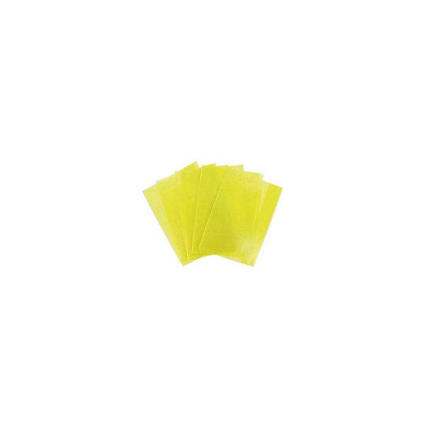 Panta Plast Набор обложек для тетрадей ф.А5, 5 шт.Школьные аксессуары<br>Характеристики товара:<br><br>• в комплекте: 5 обложек;<br>• формат: А5;<br>• поверхность: «апельсиновая корка»;<br>• размер обложки:21х34,8 см;<br>• материал: полипропилен;<br>• возраст: от 6 лет;<br>• цвет: желтый;<br>• размер упаковки: 21х34,8 см;<br>• вес: 58 грамм. <br><br>Обложки Panta Plast сохранят тетради опрятными в течение учебного года. Они защитят от загрязнений, намокания и преждевременного изнашивания. Обложки изготовлены из прочного полипропилена желтого цвета. Поверхность по типу «апельсиновая корка» всегда будет радовать глаз.<br><br>Panta Plast (Панта Пласт) Набор обложек для тетрадей ф.А5, 5 шт. можно купить в нашем интернет-магазине.<br>Ширина мм: 348; Глубина мм: 210; Высота мм: 10; Вес г: 58; Возраст от месяцев: 84; Возраст до месяцев: 156; Пол: Унисекс; Возраст: Детский; SKU: 6858975;
