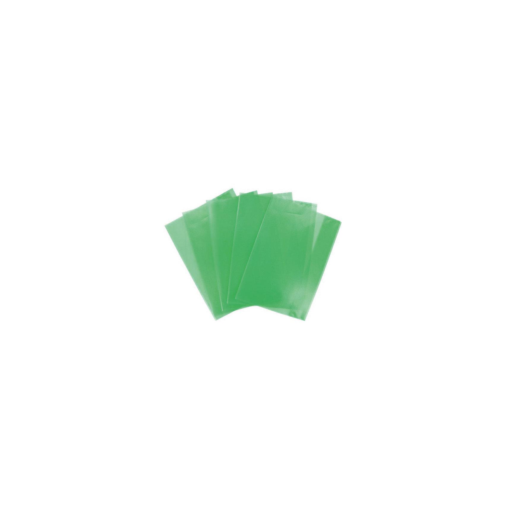 Panta Plast Набор обложек для тетрадей ф.А5, 5 шт.Школьные аксессуары<br>Характеристики товара:<br><br>• в комплекте: 5 обложек;<br>• формат: А5;<br>• поверхность: «апельсиновая корка»;<br>• размер обложки:21х34,8 см;<br>• материал: полипропилен;<br>• возраст: от 6 лет;<br>• цвет: зеленый;<br>• размер упаковки: 21х34,8 см;<br>• вес: 58 грамм. <br><br>Обложки Panta Plast сохранят тетради опрятными в течение учебного года. Они защитят от загрязнений, намокания и преждевременного изнашивания. Обложки изготовлены из прочного полипропилена зеленого цвета. Поверхность по типу «апельсиновая корка» всегда будет радовать глаз.<br><br>Panta Plast (Панта Пласт) Набор обложек для тетрадей ф.А5, 5 шт. можно купить в нашем интернет-магазине.<br><br>Ширина мм: 348<br>Глубина мм: 210<br>Высота мм: 9999<br>Вес г: 58<br>Возраст от месяцев: 84<br>Возраст до месяцев: 156<br>Пол: Унисекс<br>Возраст: Детский<br>SKU: 6858976
