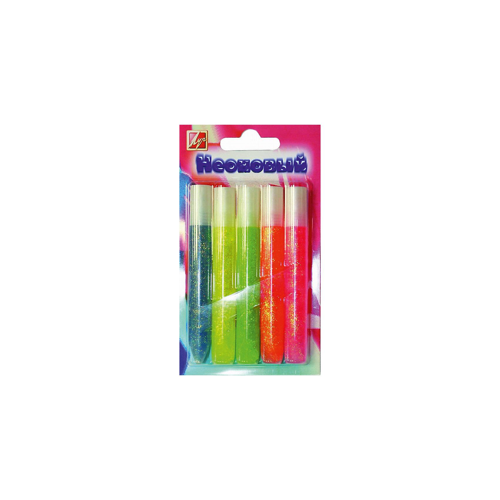 ЛУЧ Гель с блестками 5 цветовКарандаши для творчества<br>Характеристики товара:<br><br>• в комплекте: 5 тюбиков с гелем (оранжевый, салатовый, розовый, желтый, синий);<br>• объем тюбика: 10 мл;<br>• размер упаковки: 3,8х9,3х25 см;<br>• вес: 93 грамма;<br>• возраст: от 3 лет.<br><br>С помощью геля с блестками можно добавить необычные эффекты на любую картину. Благодаря тонкому наконечнику гель наносится очень легко и аккуратно. В комплект входят 5 тюбиков с гелем разных оттенков. Неоновые цвета станут прекрасным дополнением к любой поделке. Для создания прекрасных рисунков ребенку остается лишь добавить немного фантазии.<br><br>ЛУЧ Гель с блестками 5 цветов можно купить в нашем интернет-магазине.<br><br>Ширина мм: 165<br>Глубина мм: 95<br>Высота мм: 15<br>Вес г: 93<br>Возраст от месяцев: 36<br>Возраст до месяцев: 168<br>Пол: Унисекс<br>Возраст: Детский<br>SKU: 6859000