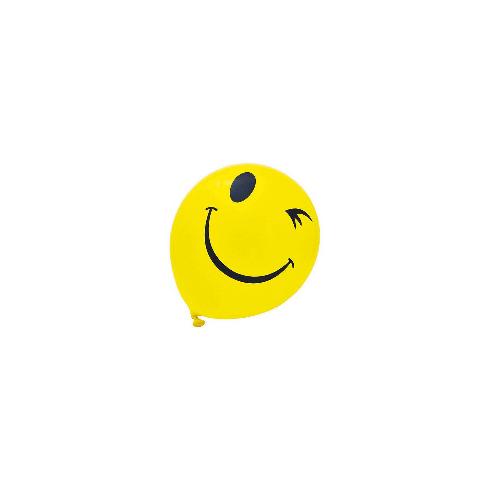 Воздушные шары Смайлы, одноцветный рисунок, 30см, 20 штВсё для праздника<br>Характеристики:<br><br>• возраст: от 3 лет<br>• количество: 20 шт.<br>• диаметр шара: 30 см.<br>• материал: латекс<br><br>Воздушные шары из латекса «Смайлы» просто созданы для того, чтобы дарить радость, позитив и отличное настроение. Они словно солнышки согревают своими улыбками.<br><br>Воздушные шары Смайлы, одноцветный рисунок, 30см, 20 шт можно купить в нашем интернет-магазине.<br><br>Ширина мм: 180<br>Глубина мм: 130<br>Высота мм: 40<br>Вес г: 75<br>Возраст от месяцев: 36<br>Возраст до месяцев: 2147483647<br>Пол: Унисекс<br>Возраст: Детский<br>SKU: 6860593