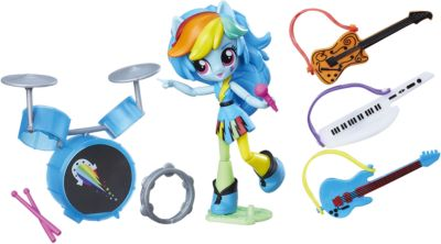 Мини игровой набор мини-кукол, B4910/B9484, My Little Pony, Hasbro фото-1