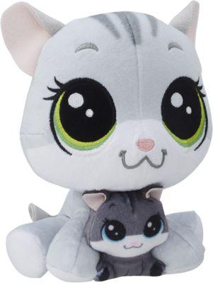 Плюшевый парочки, B9852/C0166, Littlest Pet Shop, Hasbro
