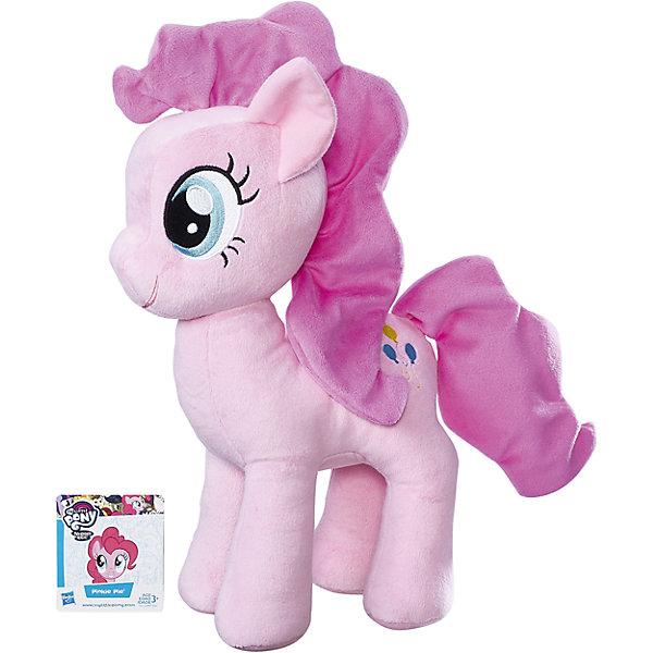 Плюшевые пони, B9817/C0115, My little Pony, HasbroМягкие игрушки из мультфильмов<br><br><br>Ширина мм: 89<br>Глубина мм: 203<br>Высота мм: 305<br>Вес г: 259<br>Возраст от месяцев: 36<br>Возраст до месяцев: 84<br>Пол: Женский<br>Возраст: Детский<br>SKU: 6861720