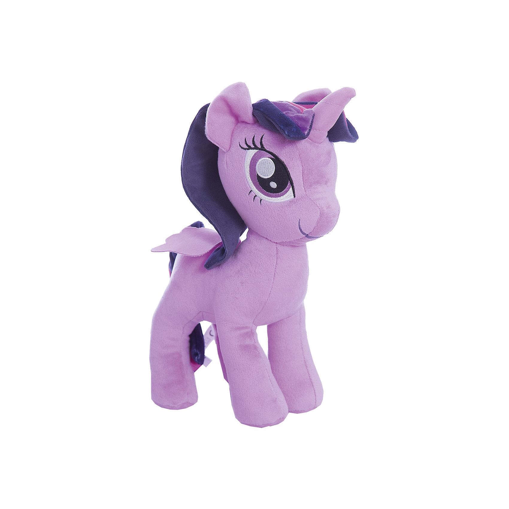 Плюшевые пони, B9817/C0113, My little Pony, HasbroЛюбимые герои<br><br><br>Ширина мм: 89<br>Глубина мм: 203<br>Высота мм: 305<br>Вес г: 259<br>Возраст от месяцев: 36<br>Возраст до месяцев: 84<br>Пол: Женский<br>Возраст: Детский<br>SKU: 6861721