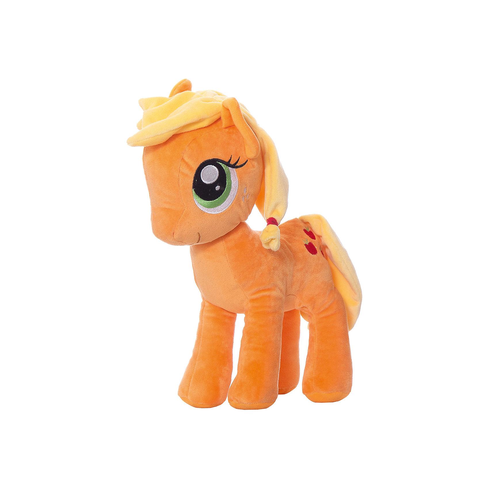 Плюшевые пони, B9817/C0118, My little Pony, HasbroЛюбимые герои<br><br><br>Ширина мм: 89<br>Глубина мм: 203<br>Высота мм: 305<br>Вес г: 259<br>Возраст от месяцев: 36<br>Возраст до месяцев: 84<br>Пол: Женский<br>Возраст: Детский<br>SKU: 6861722