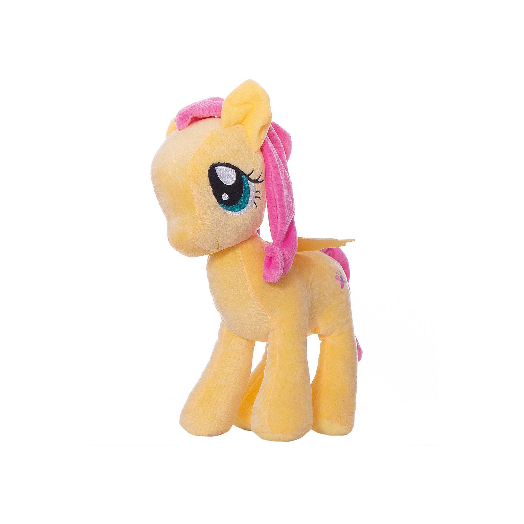 Плюшевые пони, B9817/C0117, My little Pony, HasbroМягкие игрушки из мультфильмов<br><br><br>Ширина мм: 89<br>Глубина мм: 203<br>Высота мм: 305<br>Вес г: 259<br>Возраст от месяцев: 36<br>Возраст до месяцев: 84<br>Пол: Женский<br>Возраст: Детский<br>SKU: 6861723