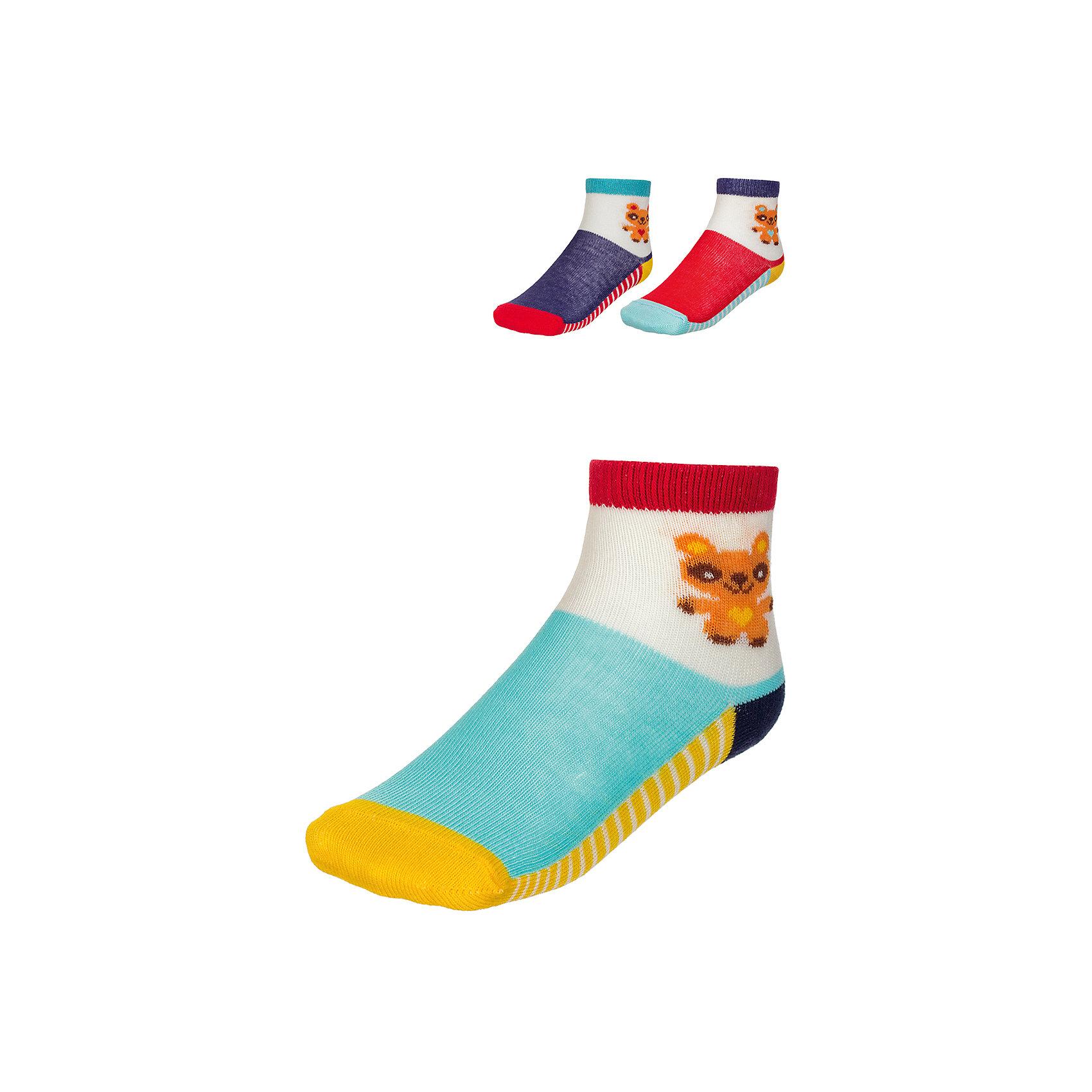Носки ( 3 пары) BaykarНоски<br>Характеристики товара:<br><br>• цвет: синий<br>• состав ткани: 75% хлопок; 22% полиамид; 3% эластан<br>• комплектация: 3 пары<br>• сезон: круглый год<br>• страна бренда: Турция<br>• страна изготовитель: Турция<br><br>Хлопковые носки - залог комфорта ребенка. Этот набор носков от турецкого бренда Baykar позволит обеспечить ногам ребенка удобство.<br><br>Качественные носки дают коже дышать, хорошо впитывают влагу. Мягкая резинка не давит на ногу.<br><br>Носки (3 пары) Baykar (Байкар) можно купить в нашем интернет-магазине.<br><br>Ширина мм: 87<br>Глубина мм: 10<br>Высота мм: 105<br>Вес г: 115<br>Цвет: белый<br>Возраст от месяцев: 18<br>Возраст до месяцев: 24<br>Пол: Унисекс<br>Возраст: Детский<br>Размер: 15/16,10,10-14<br>SKU: 6863895