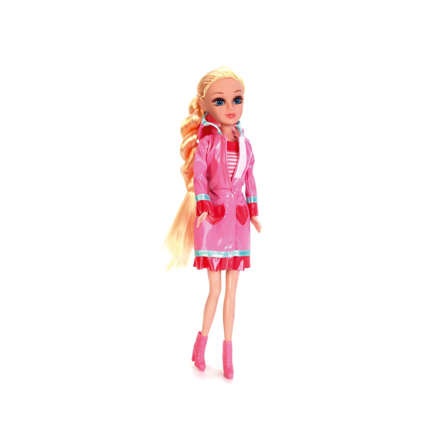 Кукла Мария 29 см Яркая осень, с аксессуарами, КарапузКуклы<br>Кукла Яркая осень Мария одета в стильную одежду сезона осень-весна, обута в розовые сапожки, а также имеет в комплекте несколько модных аксессуаров. Две яркие отличительные особенности этой куклы — шикарные волосы и огромные глаза. Одежду с Марии можно снять, ножки, руки и голова куклы подвижны.<br><br>Ширина мм: 39<br>Глубина мм: 70<br>Высота мм: 47<br>Вес г: 380<br>Возраст от месяцев: 36<br>Возраст до месяцев: 60<br>Пол: Женский<br>Возраст: Детский<br>SKU: 6863986