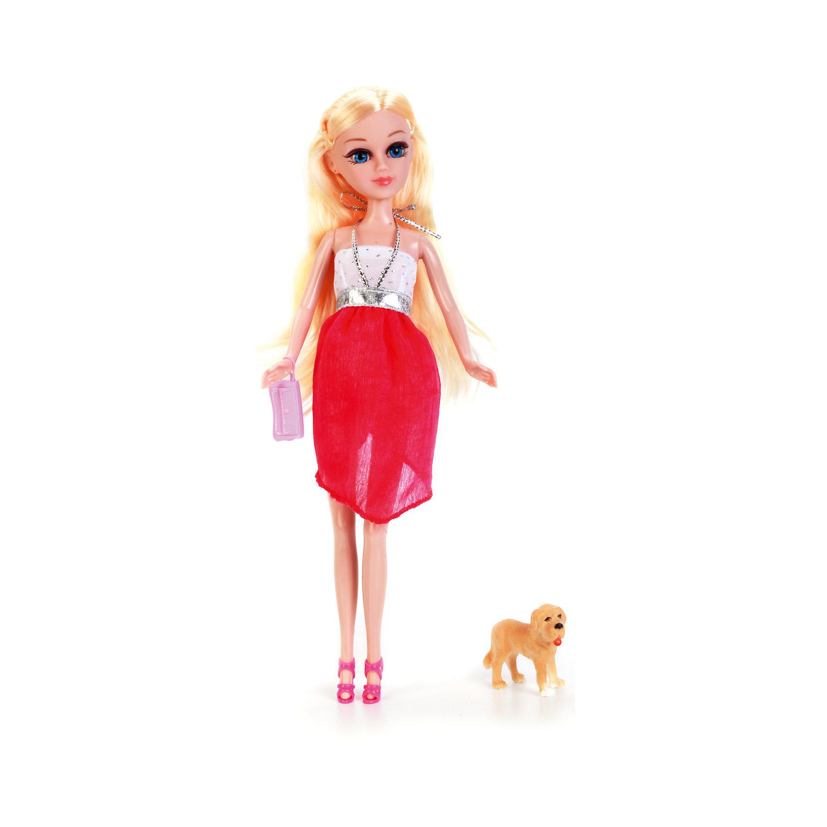 Кукла Мария 29 см, с гламурной собачкой и аксессуарами, КарапузИнтерактивные куклы<br>Набор кукла Мария с питомцем приведет в восторг любую девочку. Мария обожает ухаживать за своим питомцем, ласкать и играть с этими чудесным созданиям. В наборе есть все необходимое для ухода за питомцем. Когда Мария отправляется на прогулку со своим гламурным питомцем, она сразу приковывает к себе взгляды. У куклы подвижные руки и ноги, голова. У Марии реалистичные пластиковые глаза и густые ресницы, которые делают ее взгляд особенно выразительным. Красивые волосы можно причесывать и делать ей различные прически.<br><br>Ширина мм: 38<br>Глубина мм: 70<br>Высота мм: 45<br>Вес г: 370<br>Возраст от месяцев: 36<br>Возраст до месяцев: 60<br>Пол: Женский<br>Возраст: Детский<br>SKU: 6863989