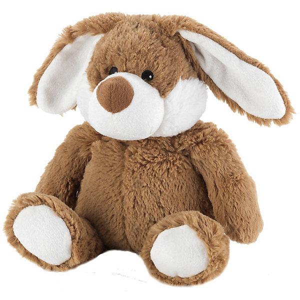 Игрушка-грелка Коричневый Кролик Cozy Plush, WarmiesМягкие игрушки животные<br>Характеристики товара:<br><br>• возраст: от 3 лет<br>• размер: 25 см.<br>• материал верха: плюш (100% полиэстер)<br>• наполнитель: 6% полифилл, 93% обработанные зерна проса, 1% сушеная лаванда<br>• время нагрева: 2 минуты при мощности микроволновки 600-800 W, 90 секунд при мощности 850-1000 W<br>• уход: не стирать, регулярно протирать влажной губкой<br>• размер упаковки: 30х17х10 см.<br>• вес: 830 гр.<br><br>Игрушечный коричневый кролик приятен на ощупь, у него симпатичная мордочка, длинные ушки и пухленький животик. Кролик подарит малышу успокаивающее тепло. Теплая игрушка пригодится в холодные ночи, когда болит живот или просто, когда хочется прижаться к теплой мягкой любимой игрушке.<br><br>Положите игрушку на 1-2 минуты в микроволновую печь, и она будет согревать малыша на протяжении 3-4 часов. Наполнитель игрушки-грелки: высококачественный полифилл; зерна проса; сушеные цветы лаванды. Зерна проса прошли термическую обработку, поэтому не повреждаются во время нагревания в микроволновой печи. <br><br>Просо удерживает тепло долгое время, а лаванда обладает успокаивающим, расслабляющим эффектом, помогает заснуть. Волшебный аромат лаванды помогает при простудных заболеваниях. Чтобы обновить аромат можно добавить несколько капель масла лаванды. <br><br>Игрушку можно разогревать в микроволновой печи неограниченное число раз. Также ее можно использовать как холодный компресс, на некоторое время, поместив ее в морозильную камеру.<br><br>Игрушка изготовлена из безопасных материалов. Товар сертифицирован.<br><br>Игрушку-грелку Коричневый Кролик Cozy Plush, Warmies (Вармис) можно купить в нашем интернет-магазине.<br><br>Ширина мм: 300<br>Глубина мм: 170<br>Высота мм: 100<br>Вес г: 830<br>Возраст от месяцев: -2147483648<br>Возраст до месяцев: 2147483647<br>Пол: Унисекс<br>Возраст: Детский<br>SKU: 6865907