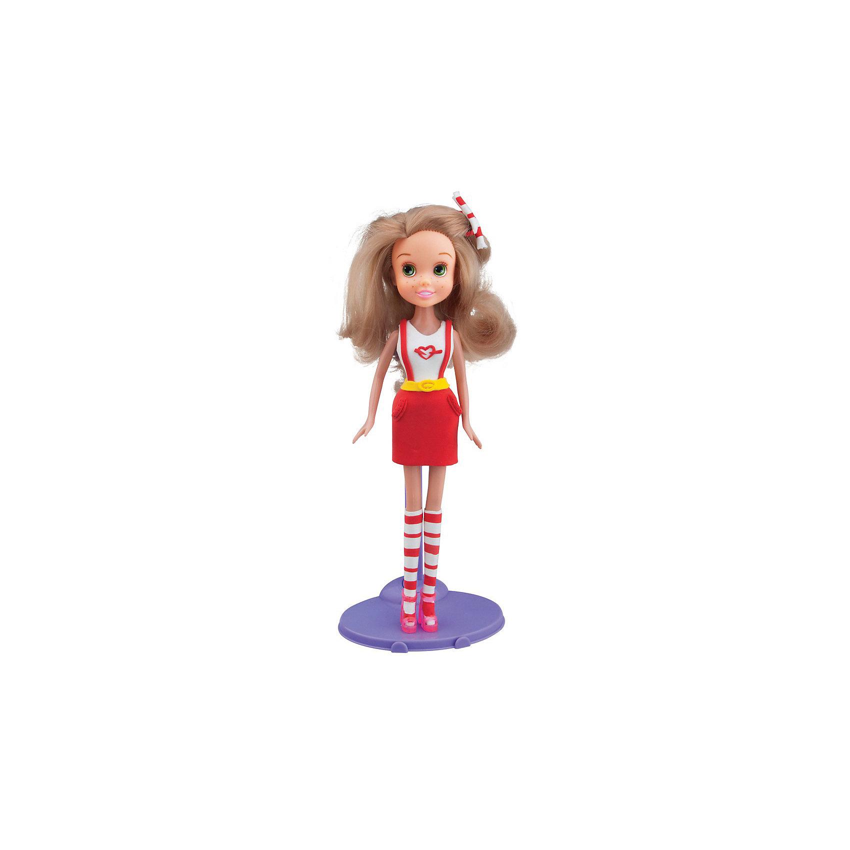 Набор для творчества с пластилином Fashion Dough и куклой Блондинка в красной юбкеЛепка<br>Набор для творчества «Fashion Dough» создан специально для юных рукодельниц. При помощи пластилина, удобных инструментов для моделирования и подробной инструкции малышка сможет самостоятельно создавать красивые наряды для куколки-модели, входящей в комплект.  Легкий, мягкий и гладкий материал не содержит глютена и является гипоаллергенным. Если пластилин засыхает, можно просто добавить воды и продолжить лепку.  Очаровательная куколка с пышными золотистыми волосами сможет участвовать в модных показах каждый раз в новом наряде. Подарите вашей малышке радость творчества и новых открытий!  Рекомендованный возраст: от 6 лет. Размер упаковки: 18,6х5,8х29,4 см.  В комплекте: кукла-модель; масса для моделирования – 2 шт.; инструменты для моделирования – 2 шт.; обувь для куклы; держатель для куклы; инструкция.<br><br>Ширина мм: 186<br>Глубина мм: 58<br>Высота мм: 294<br>Вес г: 330<br>Возраст от месяцев: 72<br>Возраст до месяцев: 144<br>Пол: Женский<br>Возраст: Детский<br>SKU: 6867051