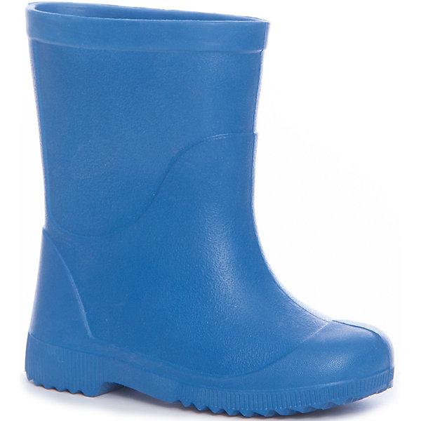 Резиновые сапоги Nordman для мальчикаРезиновые сапоги<br>Характеристики товара:<br><br>• цвет: синий<br>• материал верха: ЭВА<br>• подклад: ЭВА<br>• стелька: ЭВА<br>• подошва: ЭВА<br>• сезон: демисезон<br>• температурный режим: от +10<br>• непромокаемые<br>• подошва не скользит<br>• анатомические <br>• страна бренда: Россия<br>• страна изготовитель: Россия<br><br>Резиновые сапоги синего цвета. Сапоги выполнены их ЭВА материала, что делает их очень легкими. Резиновые на рифленой подошве, без подкладки. <br><br>Резиновые сапоги Nordman (Нордман) можно купить в нашем интернет-магазине.<br>Ширина мм: 257; Глубина мм: 180; Высота мм: 130; Вес г: 420; Цвет: синий; Возраст от месяцев: 18; Возраст до месяцев: 21; Пол: Мужской; Возраст: Детский; Размер: 22/23,34/35,32/33,30/31,26/27,24/25,28/29; SKU: 6867237;