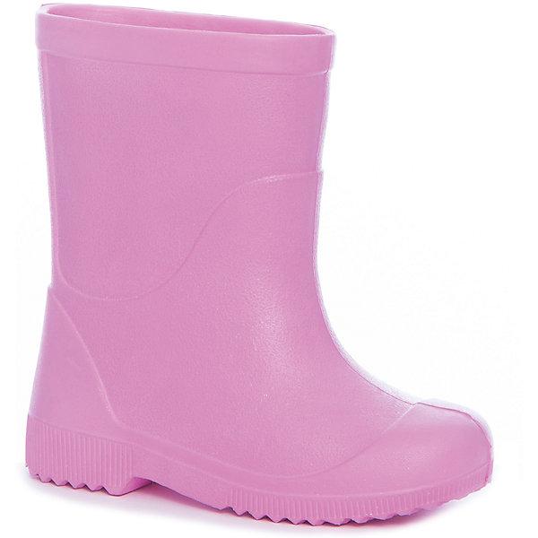 Резиновые сапоги Nordman для девочкиРезиновые сапоги<br>Характеристики товара:<br><br>• цвет: розовый<br>• материал верха: ЭВА<br>• подклад: ЭВА<br>• стелька: ЭВА<br>• подошва: ЭВА<br>• сезон: демисезон<br>• температурный режим: от +10<br>• непромокаемые<br>• подошва не скользит<br>• анатомические <br>• страна бренда: Россия<br>• страна изготовитель: Россия<br><br>Резиновые сапоги розового цвета. Сапоги выполнены их ЭВА материала, что делает их очень легкими. Резиновые на рифленой подошве, без подкладки. <br><br>Резиновые сапоги Nordman (Нордман) можно купить в нашем интернет-магазине.<br><br>Ширина мм: 257<br>Глубина мм: 180<br>Высота мм: 130<br>Вес г: 420<br>Цвет: розовый<br>Возраст от месяцев: 132<br>Возраст до месяцев: 144<br>Пол: Женский<br>Возраст: Детский<br>Размер: 34/35,22/23,24/25,26/27,28/29,30/31,32/33<br>SKU: 6867245