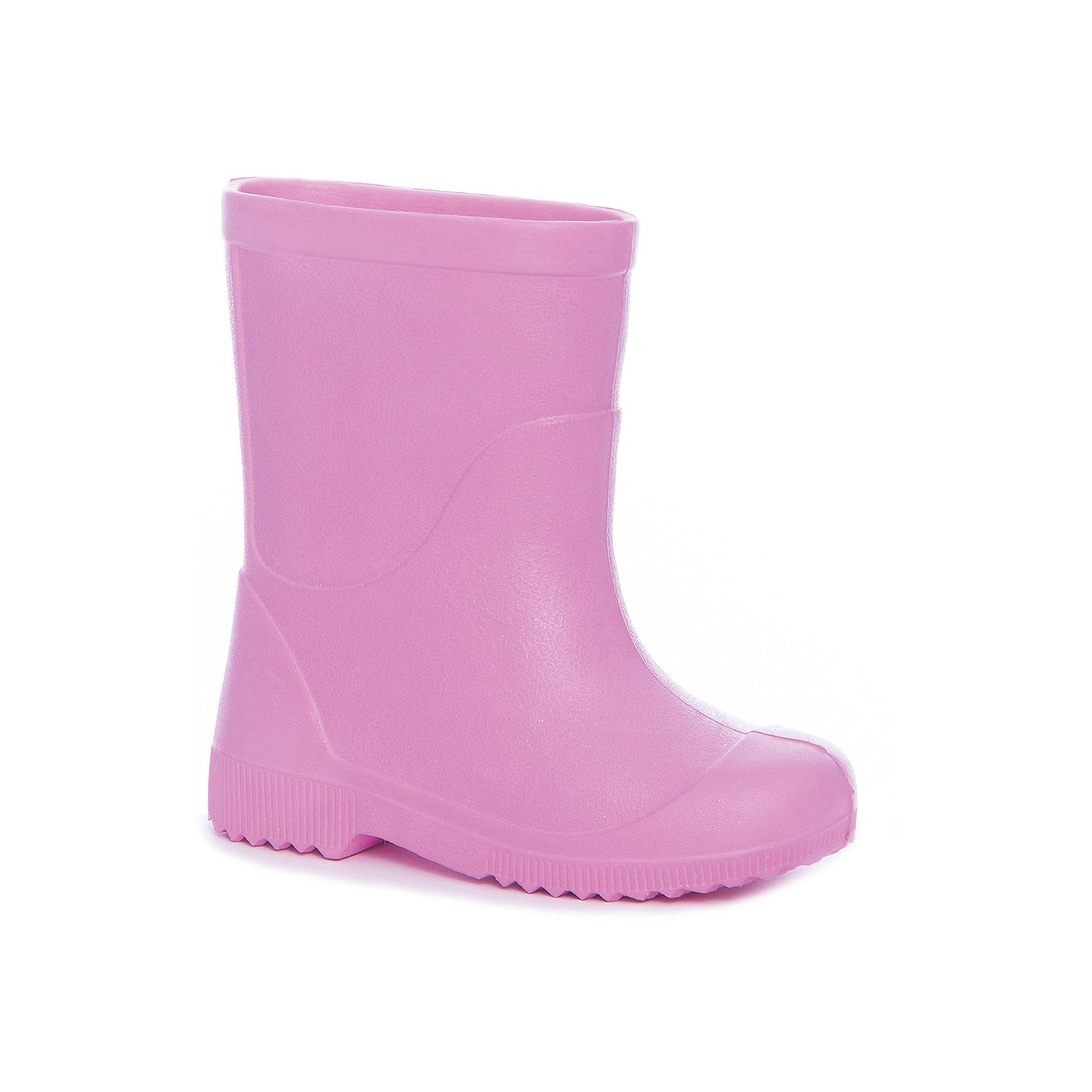Резиновые сапоги Nordman для девочкиРезиновые сапоги<br>Характеристики товара:<br><br>• цвет: розовый<br>• материал верха: ЭВА<br>• подклад: флис<br>• стелька: флис<br>• подошва: ЭВА<br>• сезон: зима, демисезон<br>• температурный режим: от +10 до -5<br>• сапожок съемный<br>• непромокаемые<br>• подошва не скользит<br>• анатомические <br>• страна бренда: Россия<br>• страна изготовитель: Россия<br><br>Сноубутсы для девочки Nordman позволяют сохранить ноги в тепле и одновременно не дают им промокнуть. Такая обувь отлично подходит для теплой зимы или слякоти в межсезонье. <br><br>Высокое голенище предотвращает попадание влаги или грязи в сапог. Флисовая мягкая подкладка обеспечивает ногам комфортные условия. Съемный сапожок быстро высыхает.<br><br>Сноубутсы для девочки Nordman (Нордман) можно купить в нашем интернет-магазине.<br><br>Ширина мм: 257<br>Глубина мм: 180<br>Высота мм: 130<br>Вес г: 420<br>Цвет: розовый<br>Возраст от месяцев: 132<br>Возраст до месяцев: 144<br>Пол: Женский<br>Возраст: Детский<br>Размер: 34/35,22/23,24/25,26/27,28/29,30/31,32/33<br>SKU: 6867245