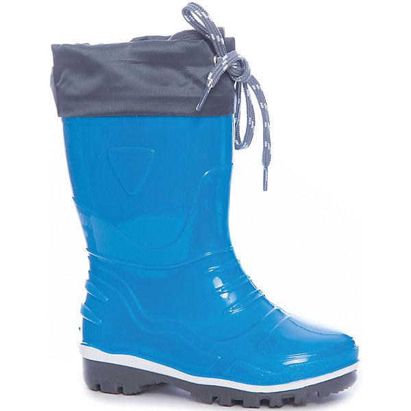 Резиновые сапоги для мальчика NordmanРезиновые сапоги<br>Характеристики товара:<br><br>• цвет: синий<br>• материал верха: ПВХ<br>• подклад: текстиль<br>• стелька: текстиль<br>• подошва: ПВХ<br>• сезон: лето, демисезон<br>• температурный режим: от +5 до +25<br>• сапожок не съемный<br>• непромокаемые<br>• подошва не скользит<br>• анатомические <br>• страна бренда: Россия<br>• страна изготовитель: Россия<br><br>Резиновые сапоги для мальчика Nordman позволяют сохранить ноги в тепле и одновременно не дают им промокнуть. Такая обувь отлично подходит и для теплого лета и для слякоти в межсезонье. <br><br>Высокое голенище предотвращает попадание влаги или грязи в сапог. Толстая устойчивая подошва позволяет ребенку увереннее держать равновесие.<br><br>Резиновые сапоги для мальчика Nordman (Нордман) можно купить в нашем интернет-магазине.<br><br>Ширина мм: 237<br>Глубина мм: 180<br>Высота мм: 152<br>Вес г: 438<br>Цвет: синий<br>Возраст от месяцев: 18<br>Возраст до месяцев: 21<br>Пол: Мужской<br>Возраст: Детский<br>Размер: 23,24,25,26,22<br>SKU: 6867503