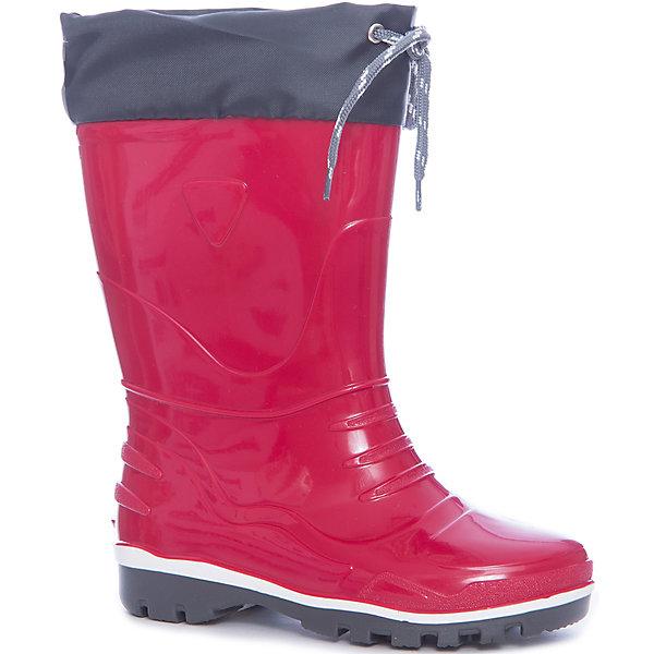 Резиновые сапоги  Nordman для девочкиРезиновые сапоги<br>Характеристики товара:<br><br>• цвет: красный<br>• материал верха: ПВХ<br>• подклад: текстиль<br>• стелька: текстиль<br>• подошва: ПВХ<br>• сезон: лето, демисезон<br>• температурный режим: от +5 до +25<br>• сапожок не съемный<br>• непромокаемые<br>• подошва не скользит<br>• анатомические <br>• страна бренда: Россия<br>• страна изготовитель: Россия<br><br>Резиновые сапоги Nordman позволяют сохранить ноги в тепле и одновременно не дают им промокнуть. Такая обувь отлично подходит и для теплого лета и для слякоти в межсезонье. <br><br>Высокое голенище предотвращает попадание влаги или грязи в сапог. Толстая устойчивая подошва позволяет ребенку увереннее держать равновесие.<br><br>Резиновые сапоги Nordman (Нордман) можно купить в нашем интернет-магазине.<br>Ширина мм: 237; Глубина мм: 180; Высота мм: 152; Вес г: 438; Цвет: красный; Возраст от месяцев: 36; Возраст до месяцев: 48; Пол: Женский; Возраст: Детский; Размер: 27,35,34,33,32,31,30,29,28; SKU: 6867509;
