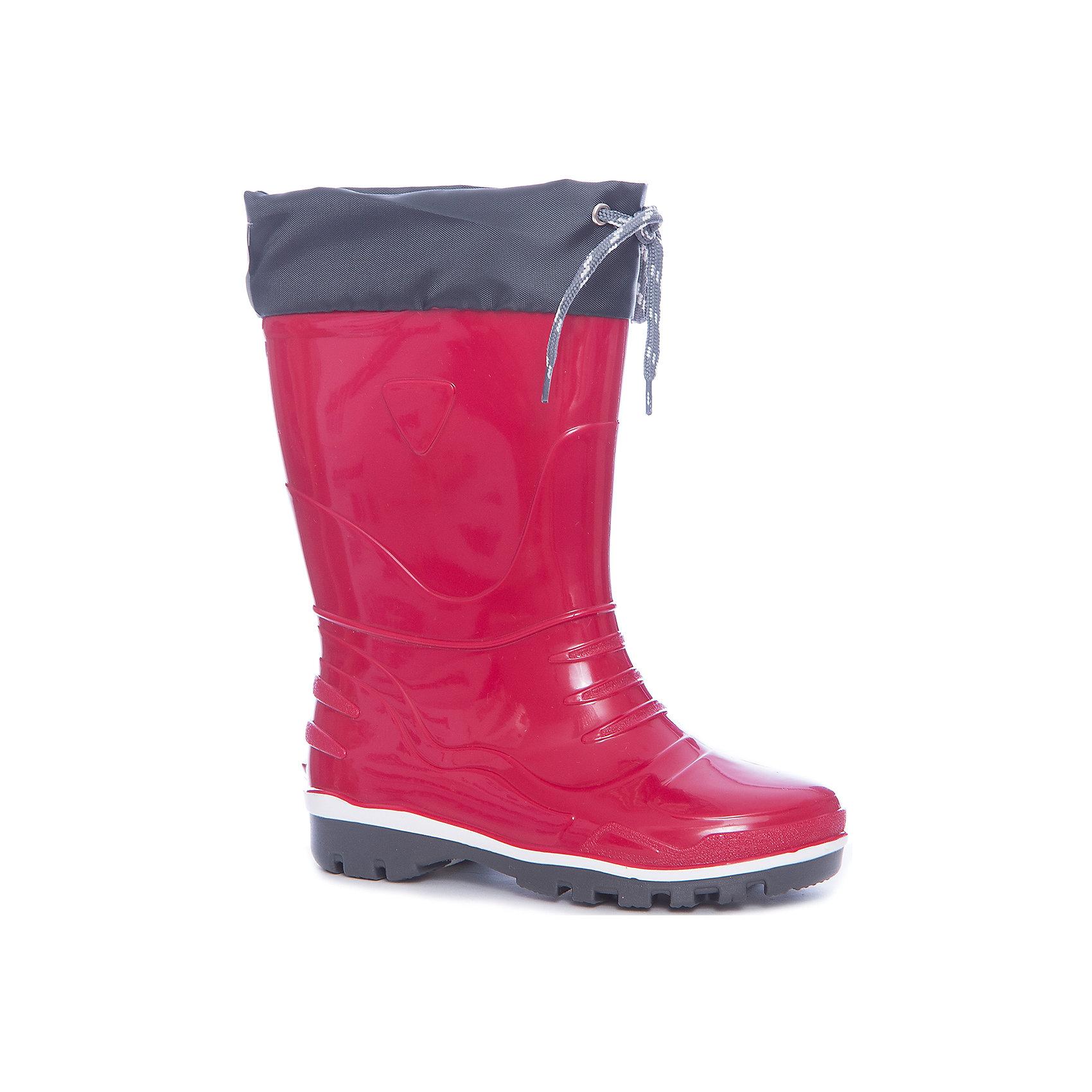 Резиновые сапоги  NordmanРезиновые сапоги<br>Характеристики товара:<br><br>• цвет: красный<br>• материал верха: ПВХ<br>• подклад: текстиль<br>• стелька: текстиль<br>• подошва: ПВХ<br>• сезон: лето, демисезон<br>• температурный режим: от +5 до +25<br>• сапожок не съемный<br>• непромокаемые<br>• подошва не скользит<br>• анатомические <br>• страна бренда: Россия<br>• страна изготовитель: Россия<br><br>Резиновые сапоги Nordman позволяют сохранить ноги в тепле и одновременно не дают им промокнуть. Такая обувь отлично подходит и для теплого лета и для слякоти в межсезонье. <br><br>Высокое голенище предотвращает попадание влаги или грязи в сапог. Толстая устойчивая подошва позволяет ребенку увереннее держать равновесие.<br><br>Резиновые сапоги Nordman (Нордман) можно купить в нашем интернет-магазине.<br><br>Ширина мм: 237<br>Глубина мм: 180<br>Высота мм: 152<br>Вес г: 438<br>Цвет: красный<br>Возраст от месяцев: 96<br>Возраст до месяцев: 108<br>Пол: Унисекс<br>Возраст: Детский<br>Размер: 32,33,34,35,27,28,29,30,31<br>SKU: 6867509