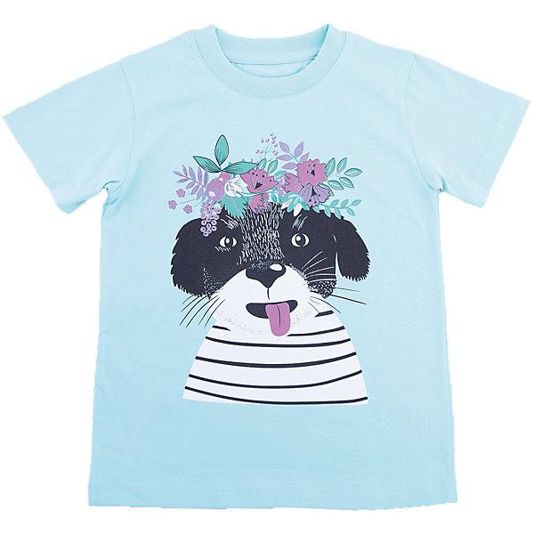 Футболка для девочки WOWФутболки, поло и топы<br>Футболка для девочки WOW<br>Незаменимой вещью в  гардеробе послужит футболка с коротким рукавом. Стильная и в тоже время комфортная модель, с яркой оригинальной печатью, будет превосходно смотреться на ребенке.<br>Состав:<br>кулирная гладь 100% хлопок<br><br>Ширина мм: 199<br>Глубина мм: 10<br>Высота мм: 161<br>Вес г: 151<br>Цвет: голубой<br>Возраст от месяцев: 24<br>Возраст до месяцев: 36<br>Пол: Женский<br>Возраст: Детский<br>Размер: 122,116,110,104,98<br>SKU: 6871563