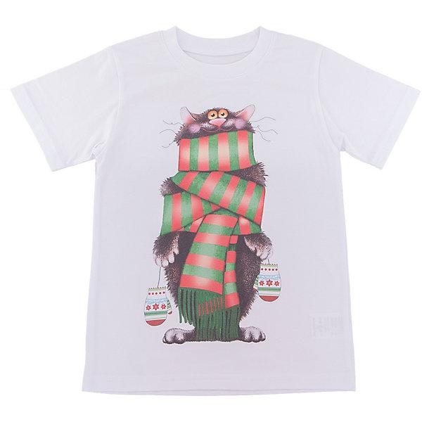 Футболка  WOWФутболки, поло и топы<br>Футболка  WOW<br>Незаменимой вещью в  гардеробе послужит футболка с коротким рукавом. Стильная и в тоже время комфортная модель, с яркой оригинальной печатью, будет превосходно смотреться на ребенке.<br>Состав:<br>кулирная гладь 100% хлопок<br><br>Ширина мм: 199<br>Глубина мм: 10<br>Высота мм: 161<br>Вес г: 151<br>Цвет: белый<br>Возраст от месяцев: 84<br>Возраст до месяцев: 96<br>Пол: Унисекс<br>Возраст: Детский<br>Размер: 128,158,152,146,140,134<br>SKU: 6871587