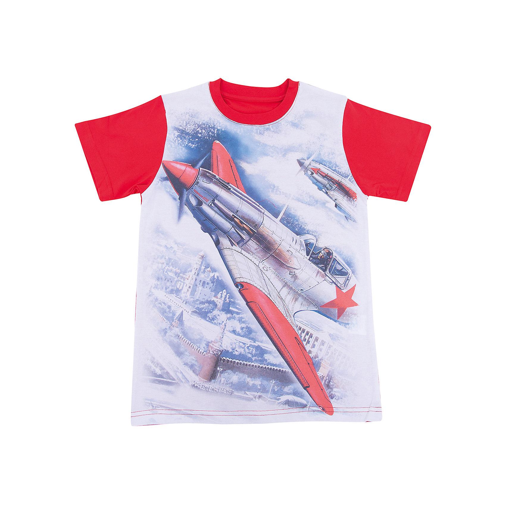 Футболка для мальчика WOWФутболки, поло и топы<br>Футболка для мальчика WOW<br>Незаменимой вещью в  гардеробе послужит футболка с коротким рукавом. Стильная и в тоже время комфортная модель, с яркой оригинальной печатью, будет превосходно смотреться на ребенке.<br>Состав:<br>кулирная гладь 100% хлопок<br><br>Ширина мм: 199<br>Глубина мм: 10<br>Высота мм: 161<br>Вес г: 151<br>Цвет: красный/белый<br>Возраст от месяцев: 156<br>Возраст до месяцев: 168<br>Пол: Мужской<br>Возраст: Детский<br>Размер: 164,128,134,140,146,152,158<br>SKU: 6871638