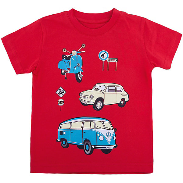 Футболка для мальчика WOWФутболки, поло и топы<br>Футболка для мальчика WOW<br>Незаменимой вещью в  гардеробе послужит футболка с коротким рукавом. Стильная и в тоже время комфортная модель, с яркой оригинальной печатью, будет превосходно смотреться на ребенке.<br>Состав:<br>кулирная гладь 100% хлопок<br><br>Ширина мм: 199<br>Глубина мм: 10<br>Высота мм: 161<br>Вес г: 151<br>Цвет: красный<br>Возраст от месяцев: 72<br>Возраст до месяцев: 84<br>Пол: Мужской<br>Возраст: Детский<br>Размер: 122,98,104,110,116<br>SKU: 6871668