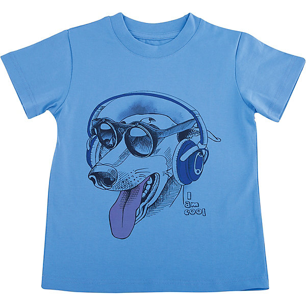 Футболка для мальчика WOWФутболки, поло и топы<br>Футболка для мальчика WOW<br>Незаменимой вещью в  гардеробе послужит футболка с коротким рукавом. Стильная и в тоже время комфортная модель, с яркой оригинальной печатью, будет превосходно смотреться на ребенке.<br>Состав:<br>кулирная гладь 100% хлопок<br>Ширина мм: 199; Глубина мм: 10; Высота мм: 161; Вес г: 151; Цвет: голубой; Возраст от месяцев: 48; Возраст до месяцев: 60; Пол: Мужской; Возраст: Детский; Размер: 110,98,122,116,104; SKU: 6871686;