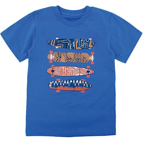 Футболка для мальчика WOWФутболки, поло и топы<br>Футболка для мальчика WOW<br>Незаменимой вещью в  гардеробе послужит футболка с коротким рукавом. Стильная и в тоже время комфортная модель, с яркой оригинальной печатью, будет превосходно смотреться на ребенке.<br>Состав:<br>кулирная гладь 100% хлопок<br><br>Ширина мм: 199<br>Глубина мм: 10<br>Высота мм: 161<br>Вес г: 151<br>Цвет: синий<br>Возраст от месяцев: 84<br>Возраст до месяцев: 96<br>Пол: Мужской<br>Возраст: Детский<br>Размер: 128,164,158,152,146,140,134<br>SKU: 6871715