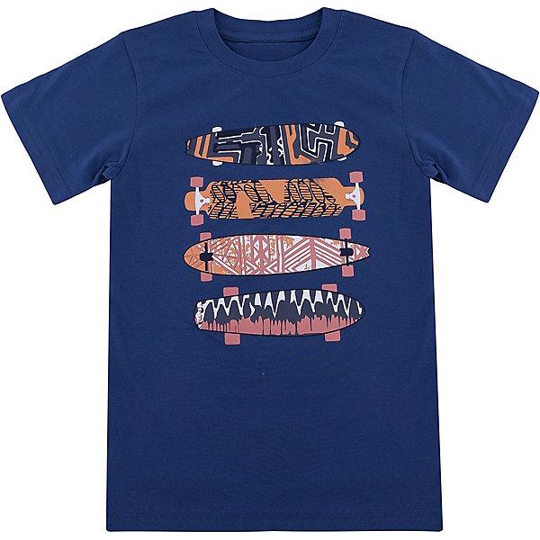 Футболка для мальчика WOWФутболки, поло и топы<br>Футболка для мальчика WOW<br>Незаменимой вещью в  гардеробе послужит футболка с коротким рукавом. Стильная и в тоже время комфортная модель, с яркой оригинальной печатью, будет превосходно смотреться на ребенке.<br>Состав:<br>кулирная гладь 100% хлопок<br><br>Ширина мм: 199<br>Глубина мм: 10<br>Высота мм: 161<br>Вес г: 151<br>Цвет: синий<br>Возраст от месяцев: 108<br>Возраст до месяцев: 120<br>Пол: Мужской<br>Возраст: Детский<br>Размер: 140,134,128,164,158,152,146<br>SKU: 6871731