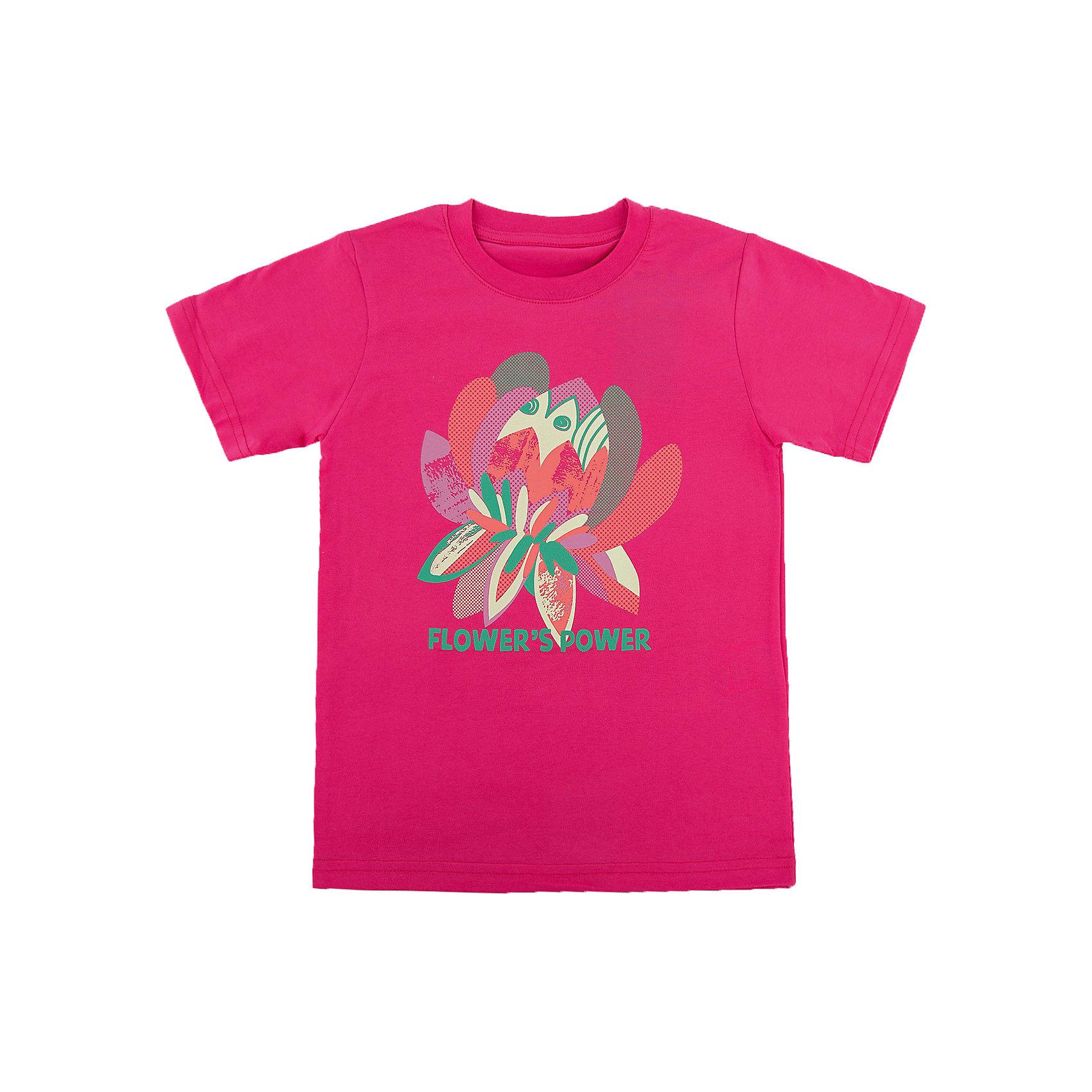 Футболка для девочки WOWФутболки, поло и топы<br>Футболка для девочки WOW<br>Незаменимой вещью в  гардеробе послужит футболка с коротким рукавом. Стильная и в тоже время комфортная модель, с яркой оригинальной печатью, будет превосходно смотреться на ребенке.<br>Состав:<br>кулирная гладь 100% хлопок<br><br>Ширина мм: 199<br>Глубина мм: 10<br>Высота мм: 161<br>Вес г: 151<br>Цвет: красный<br>Возраст от месяцев: 156<br>Возраст до месяцев: 168<br>Пол: Женский<br>Возраст: Детский<br>Размер: 164,128,134,140,146,152,158<br>SKU: 6871763