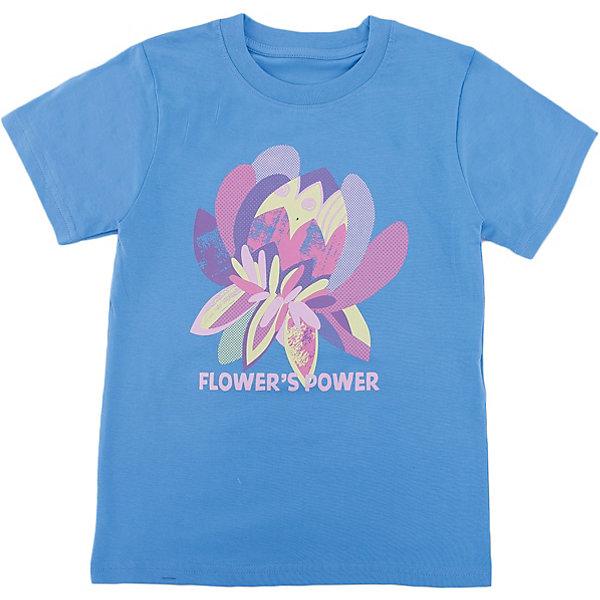Футболка для девочки WOWФутболки, поло и топы<br>Футболка для девочки WOW<br>Незаменимой вещью в  гардеробе послужит футболка с коротким рукавом. Стильная и в тоже время комфортная модель, с яркой оригинальной печатью, будет превосходно смотреться на ребенке.<br>Состав:<br>кулирная гладь 100% хлопок<br><br>Ширина мм: 199<br>Глубина мм: 10<br>Высота мм: 161<br>Вес г: 151<br>Цвет: голубой<br>Возраст от месяцев: 84<br>Возраст до месяцев: 96<br>Пол: Женский<br>Возраст: Детский<br>Размер: 128,158,152,146,140,164,134<br>SKU: 6871771