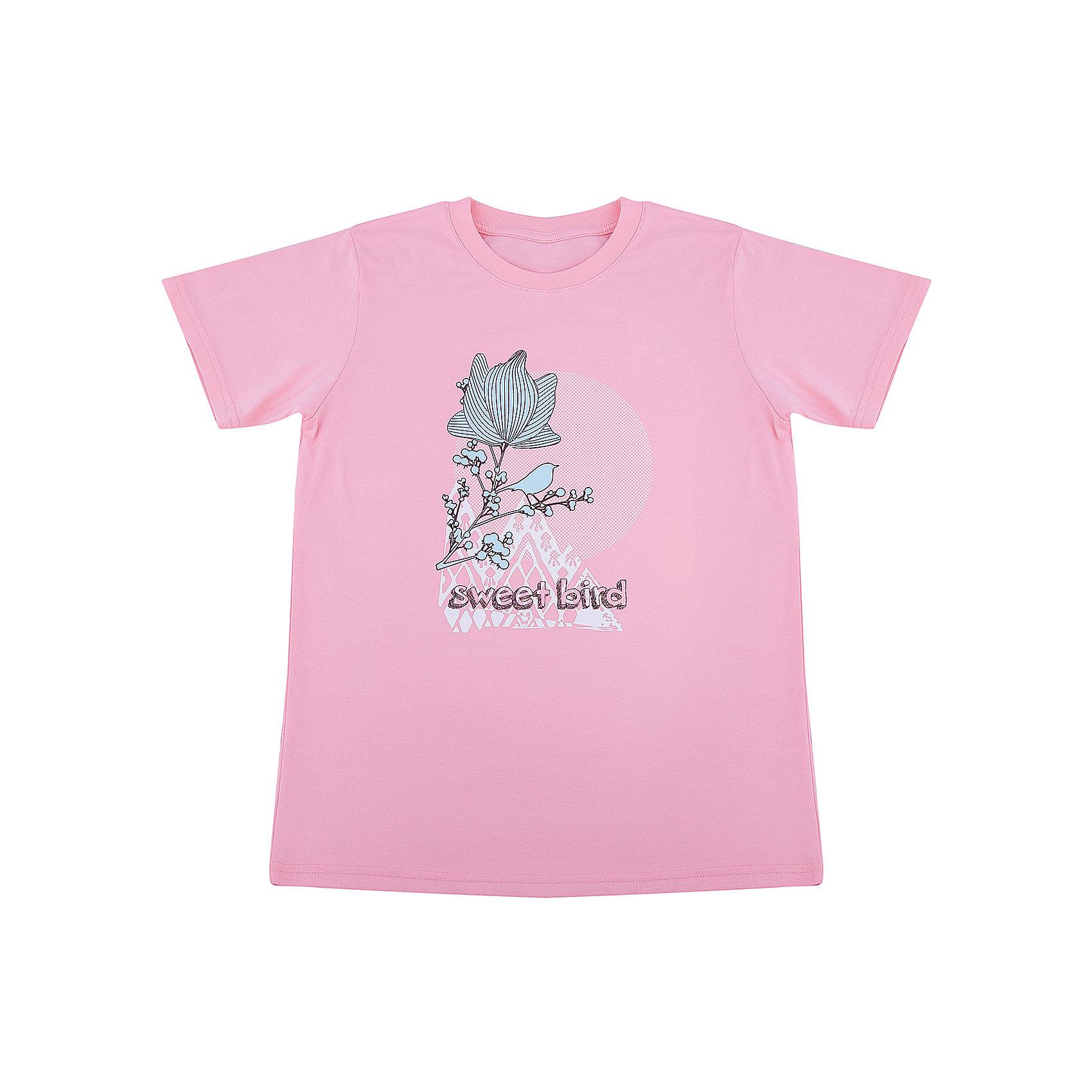 Футболка для девочки WOWФутболки, поло и топы<br>Футболка для девочки WOW<br>Незаменимой вещью в  гардеробе послужит футболка с коротким рукавом. Стильная и в тоже время комфортная модель, с яркой оригинальной печатью, будет превосходно смотреться на ребенке.<br>Состав:<br>кулирная гладь 100% хлопок<br><br>Ширина мм: 199<br>Глубина мм: 10<br>Высота мм: 161<br>Вес г: 151<br>Цвет: оранжевый<br>Возраст от месяцев: 156<br>Возраст до месяцев: 168<br>Пол: Женский<br>Возраст: Детский<br>Размер: 164,128,134,140,146,152,158<br>SKU: 6871787