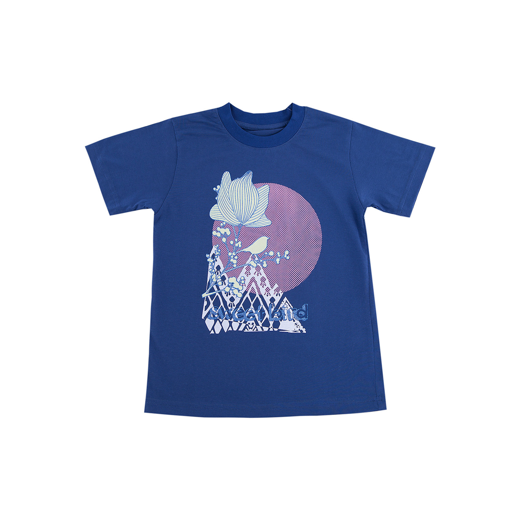 Футболка для девочки WOWФутболки, поло и топы<br>Футболка для девочки WOW<br>Незаменимой вещью в  гардеробе послужит футболка с коротким рукавом. Стильная и в тоже время комфортная модель, с яркой оригинальной печатью, будет превосходно смотреться на ребенке.<br>Состав:<br>кулирная гладь 100% хлопок<br><br>Ширина мм: 199<br>Глубина мм: 10<br>Высота мм: 161<br>Вес г: 151<br>Цвет: синий<br>Возраст от месяцев: 156<br>Возраст до месяцев: 168<br>Пол: Женский<br>Возраст: Детский<br>Размер: 164,128,134,140,146,152,158<br>SKU: 6871803