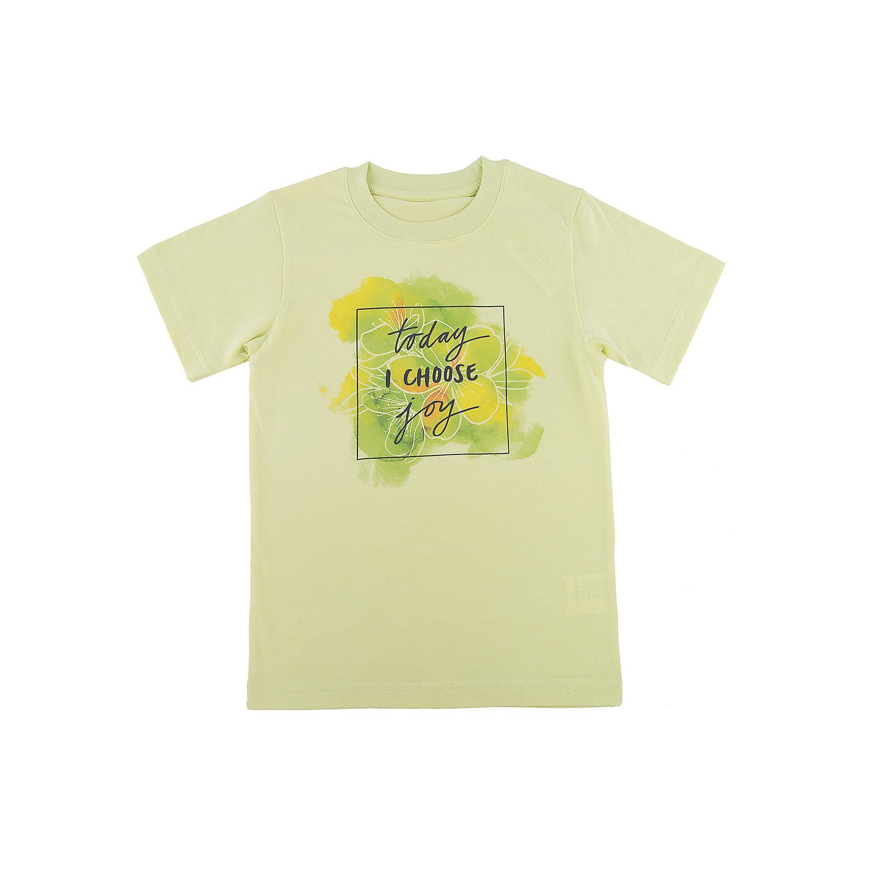 Футболка для девочки WOWФутболки, поло и топы<br>Футболка для девочки WOW<br>Незаменимой вещью в  гардеробе послужит футболка с коротким рукавом. Стильная и в тоже время комфортная модель, с яркой оригинальной печатью, будет превосходно смотреться на ребенке.<br>Состав:<br>кулирная гладь 100% хлопок<br><br>Ширина мм: 199<br>Глубина мм: 10<br>Высота мм: 161<br>Вес г: 151<br>Цвет: зеленый<br>Возраст от месяцев: 156<br>Возраст до месяцев: 168<br>Пол: Женский<br>Возраст: Детский<br>Размер: 164,128,134,140,146,152,158<br>SKU: 6871827
